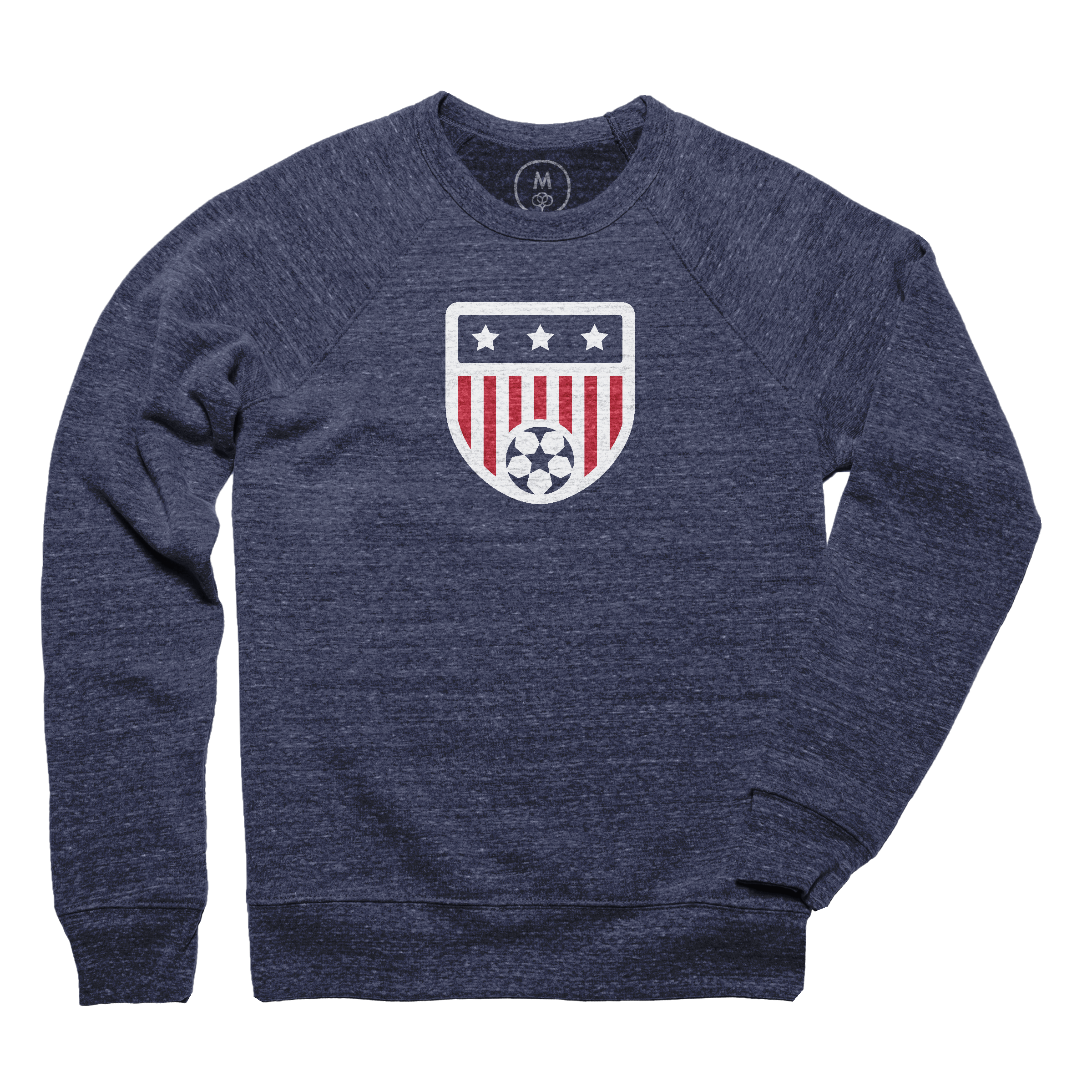 USA, All The Way! Pullover Crewneck