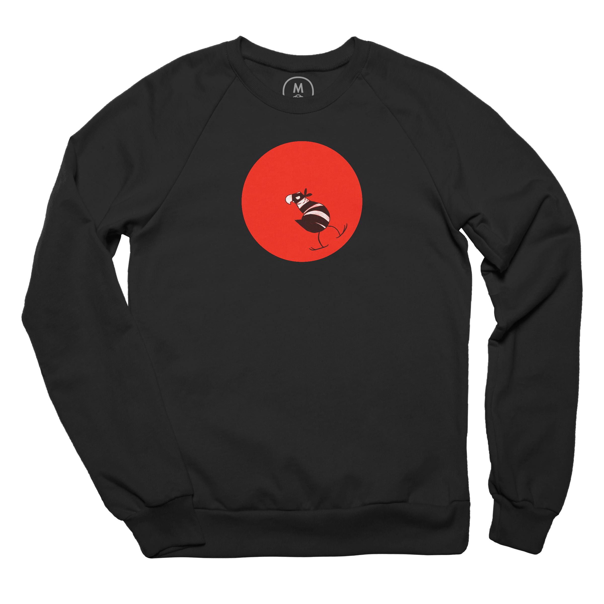 Bandit Bird Pullover Crewneck