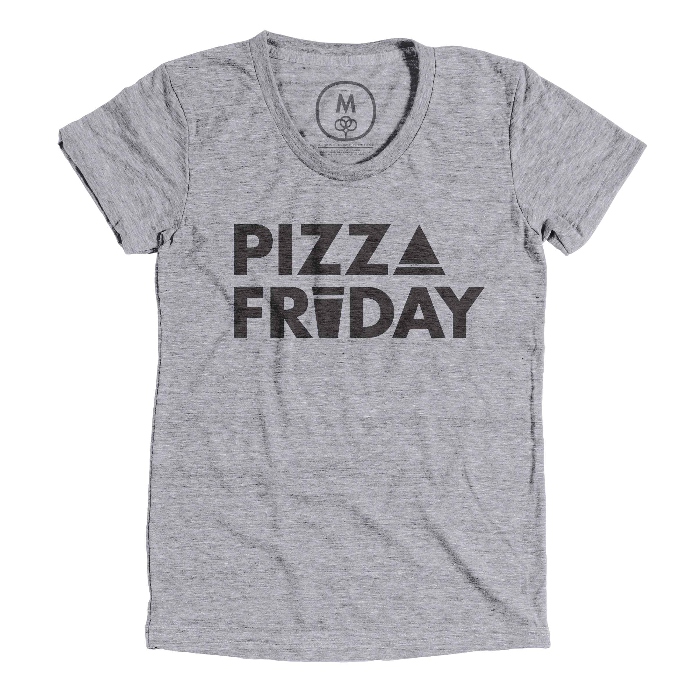 Pizza Friday Premium Heather (Women's)