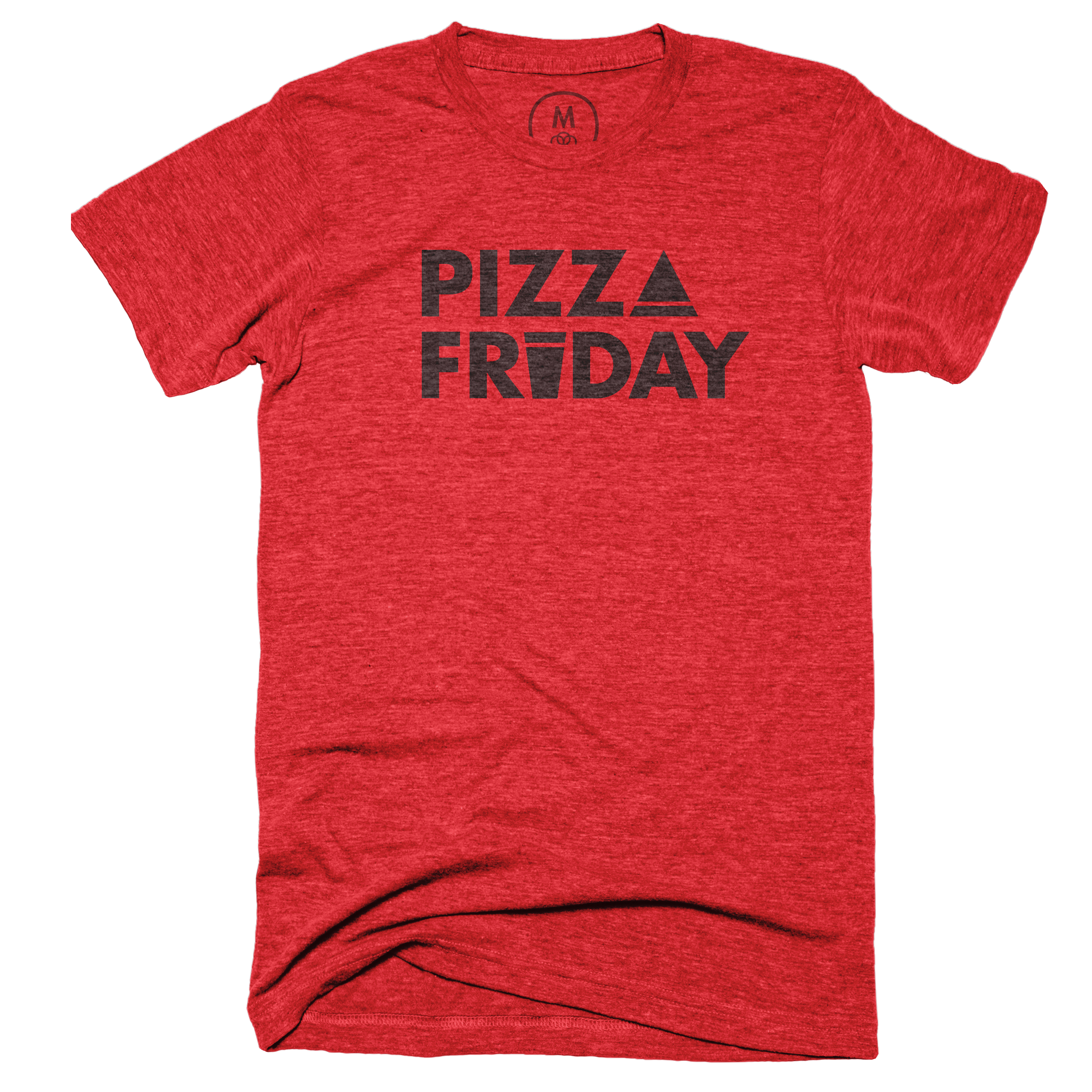Pizza Friday Vintage Red (Men's)