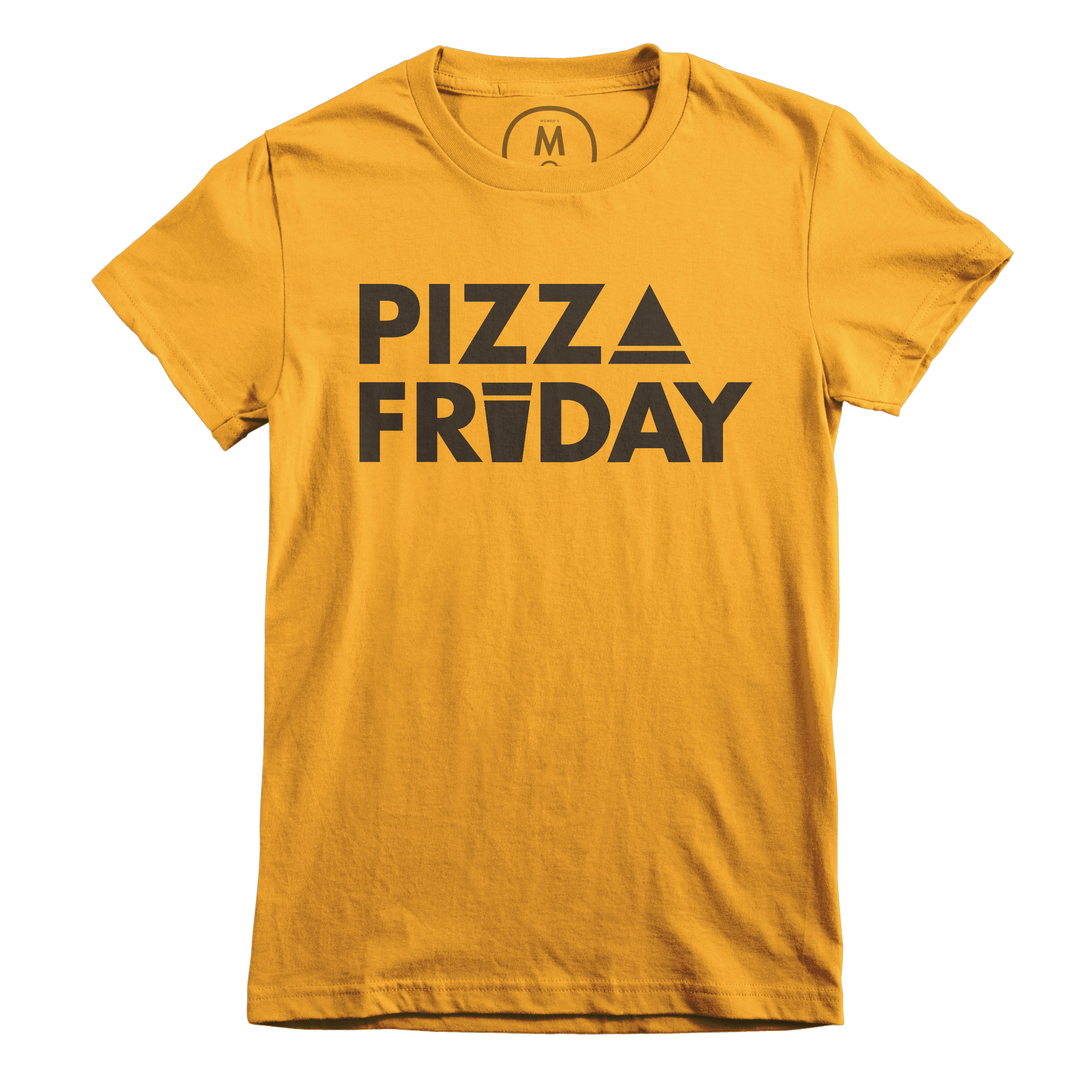 Pizza Friday Gold (Women's)