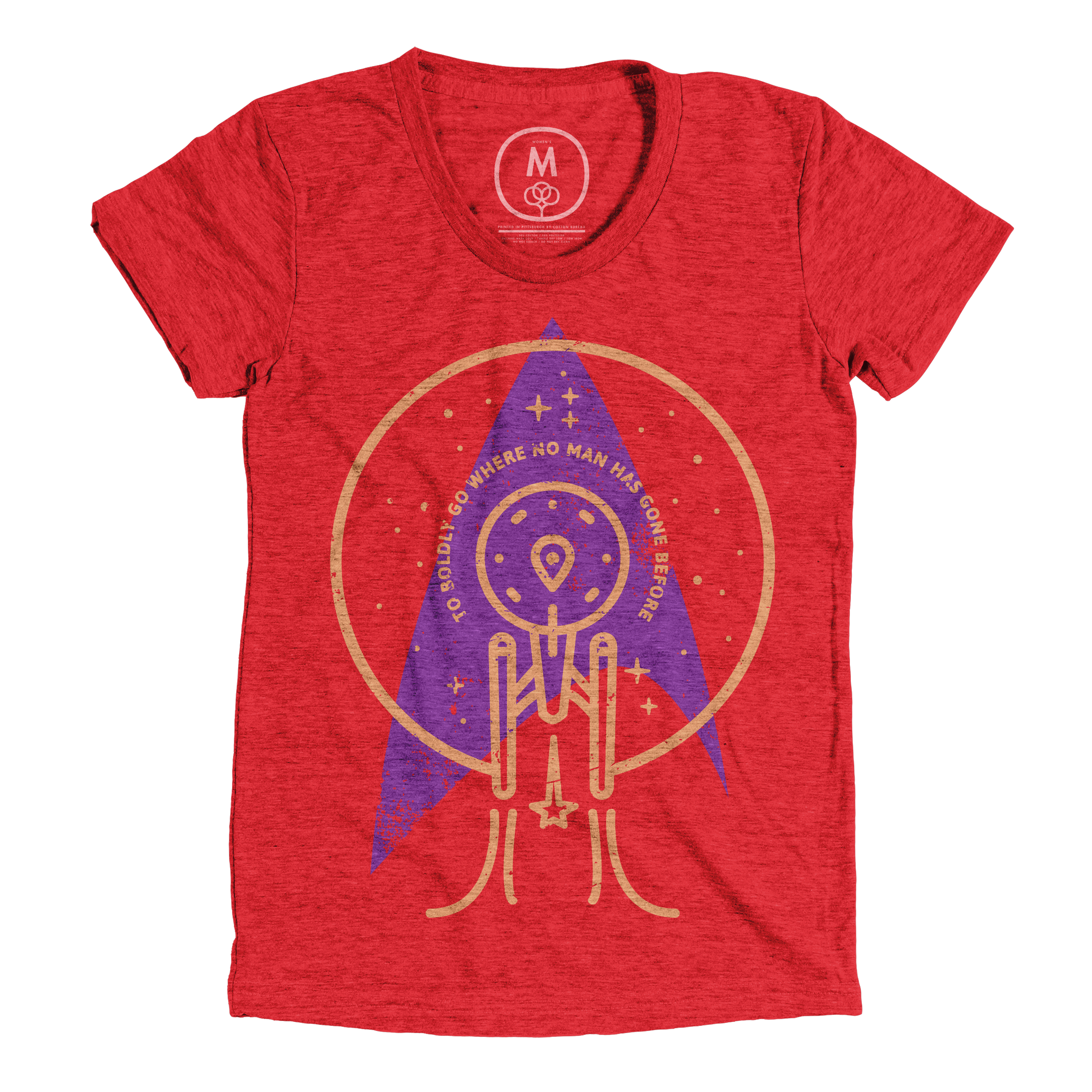 Space TFF Vintage Red (Women's)