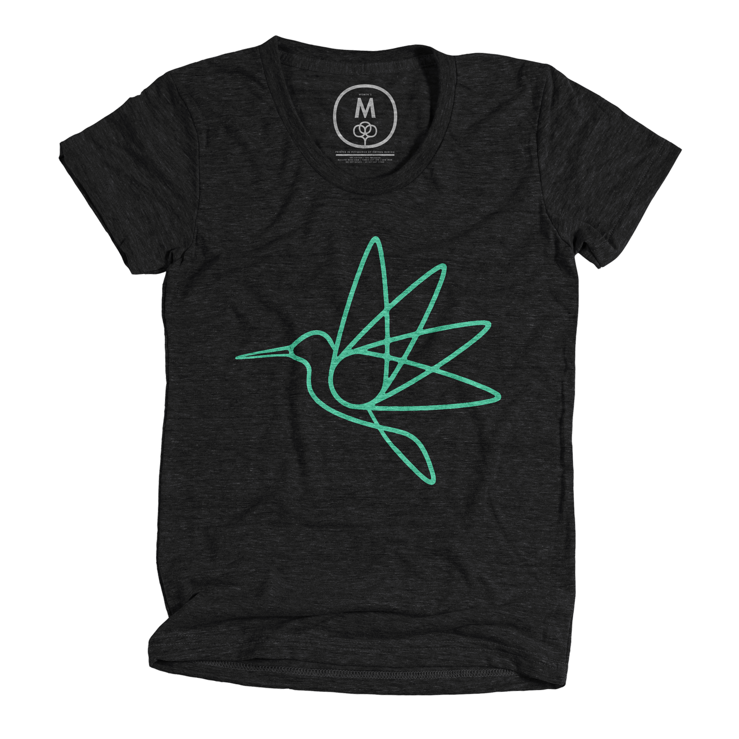 hummingbird Vintage Black (Women's)