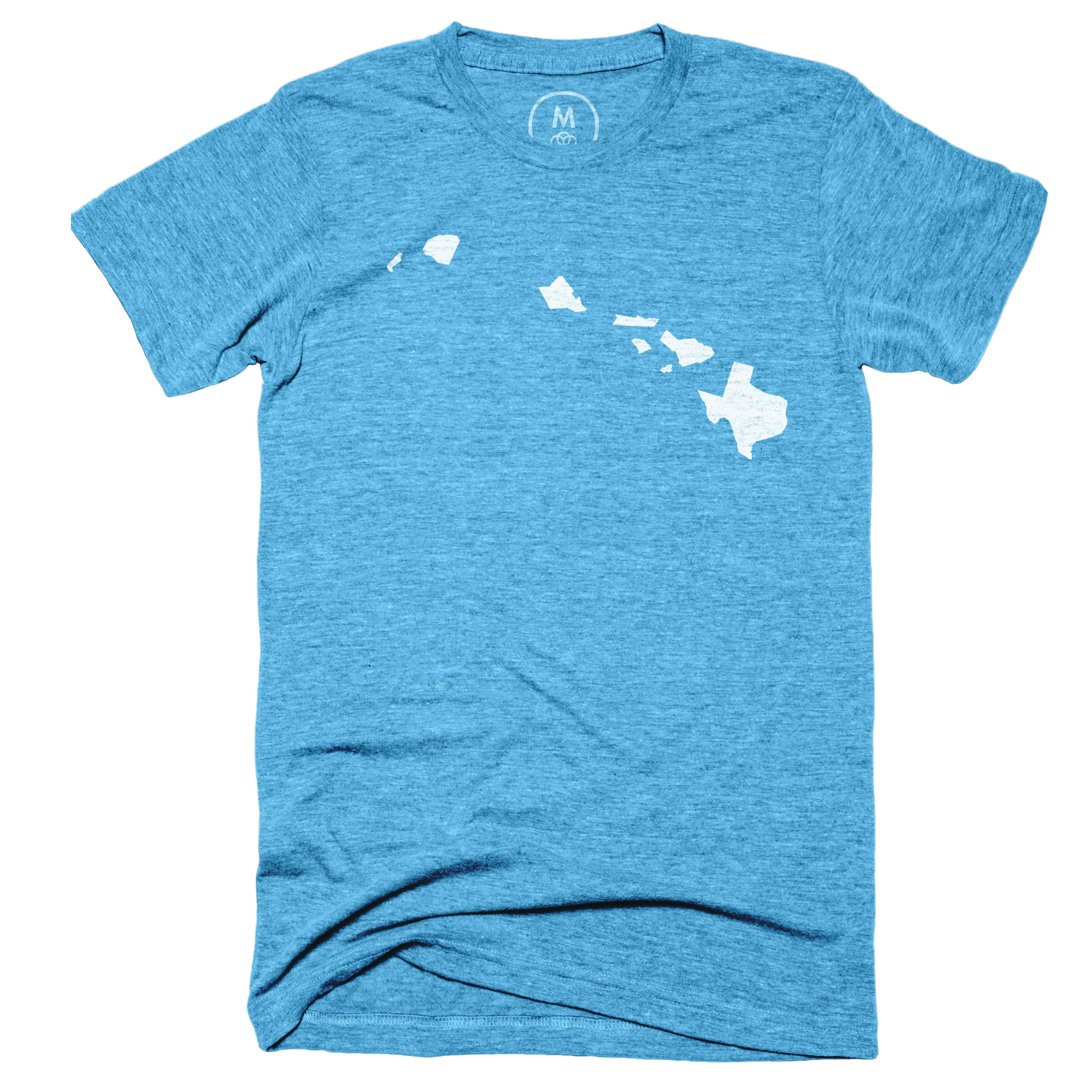 Aloha y'all Vintage Turquoise (Men's)