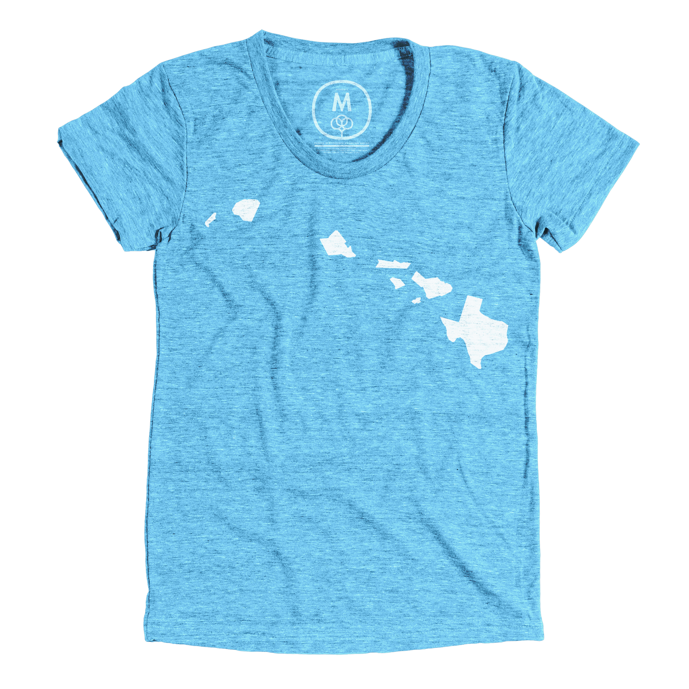 Aloha y'all Vintage Turquoise (Women's)