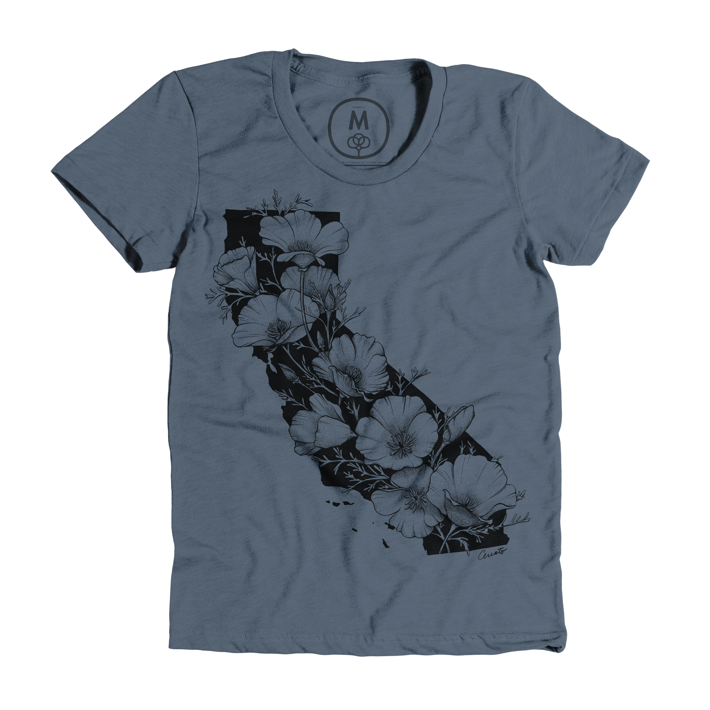 California In Bloom Indigo (Women's)