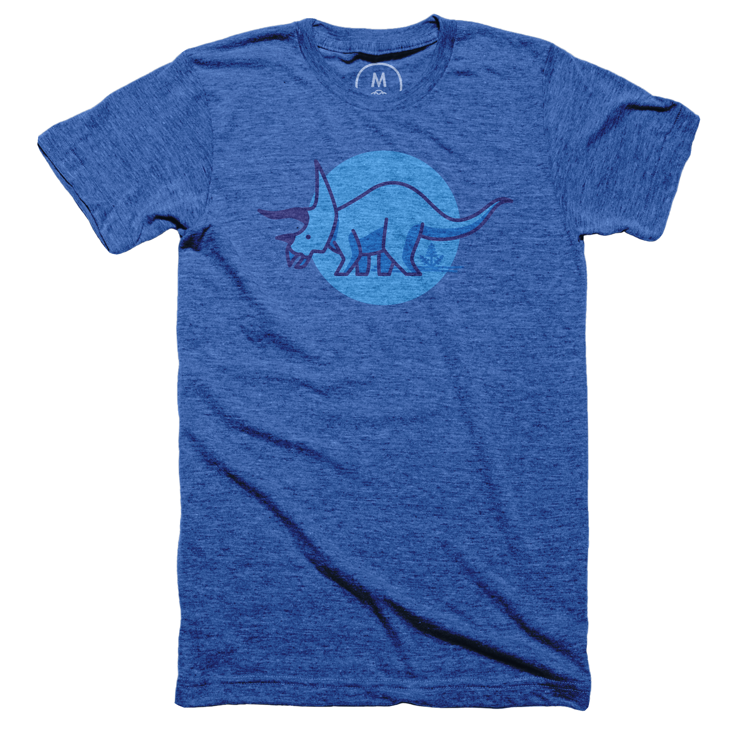 Tee is for Triceratops