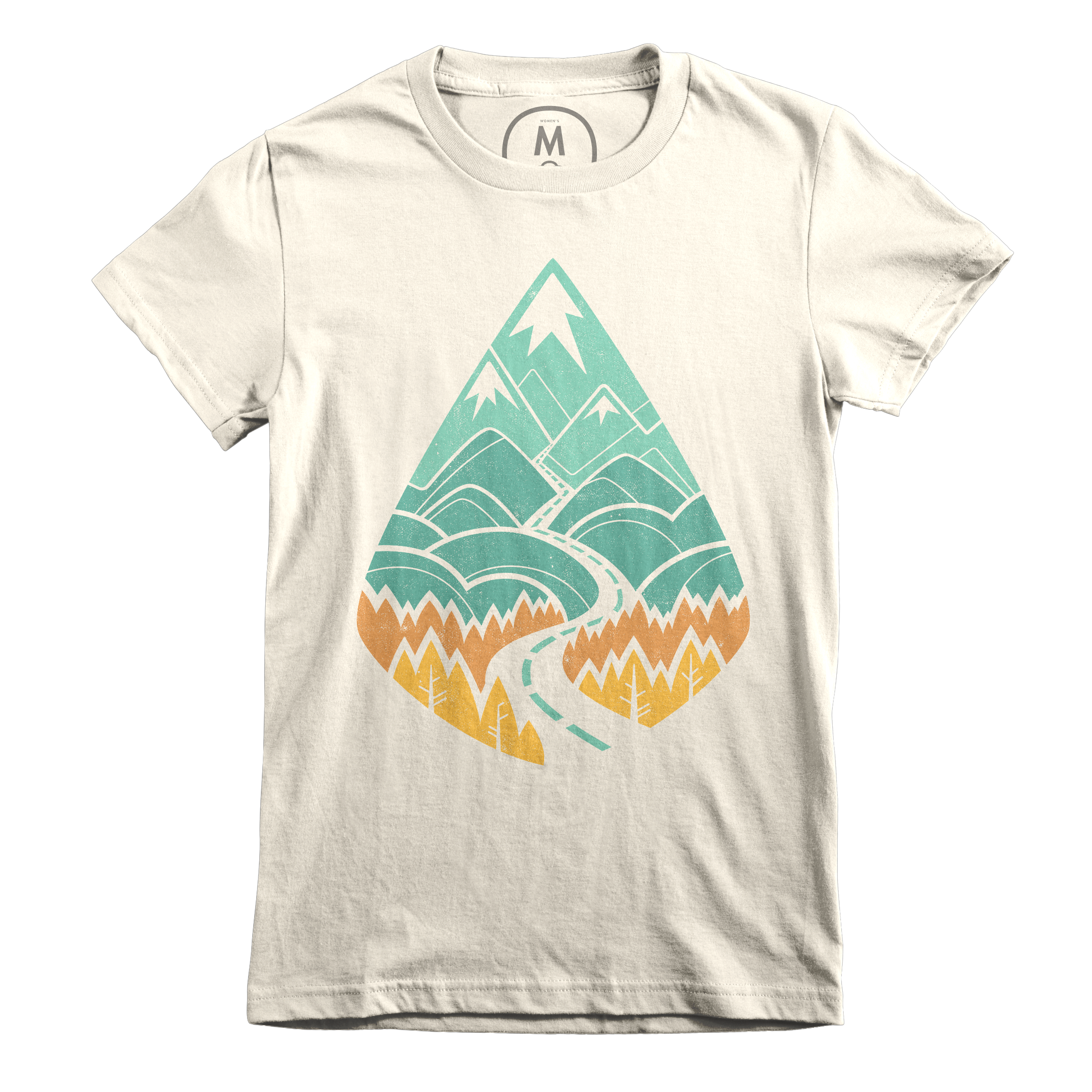 The Road Goes Ever On Ivory (Women's)