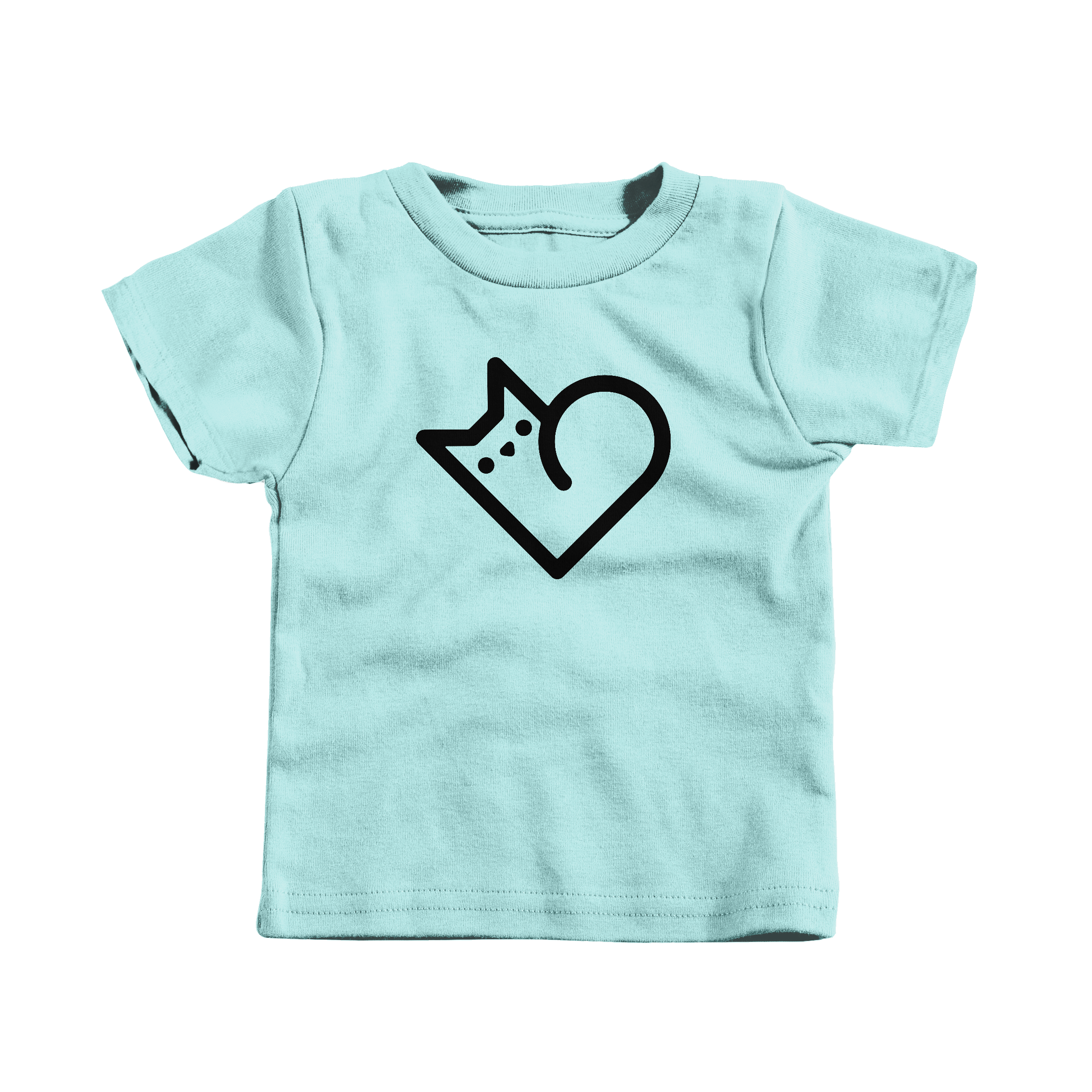 Purr Heart Chill (T-Shirt)