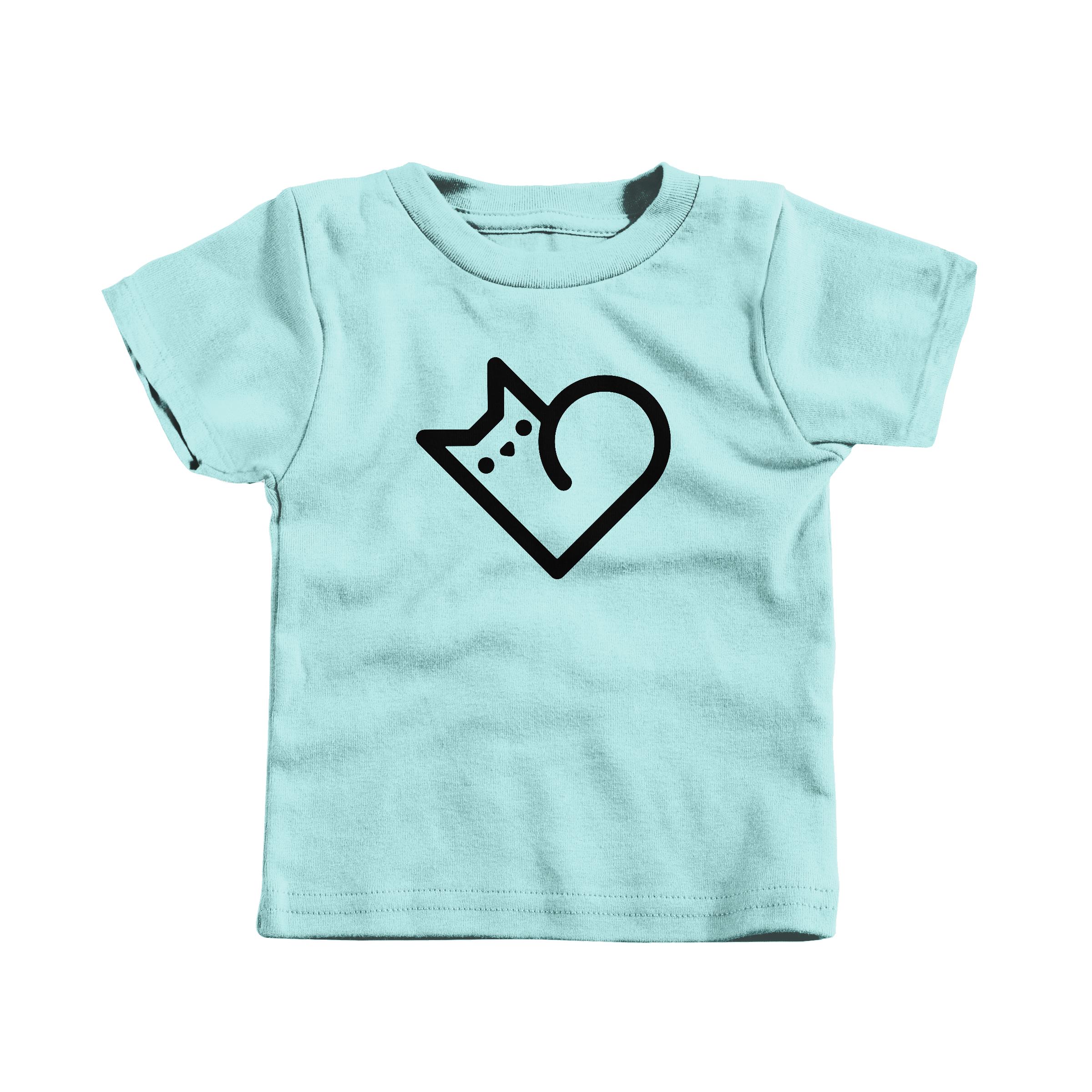 Purr Heart Chill (T-Shirt)