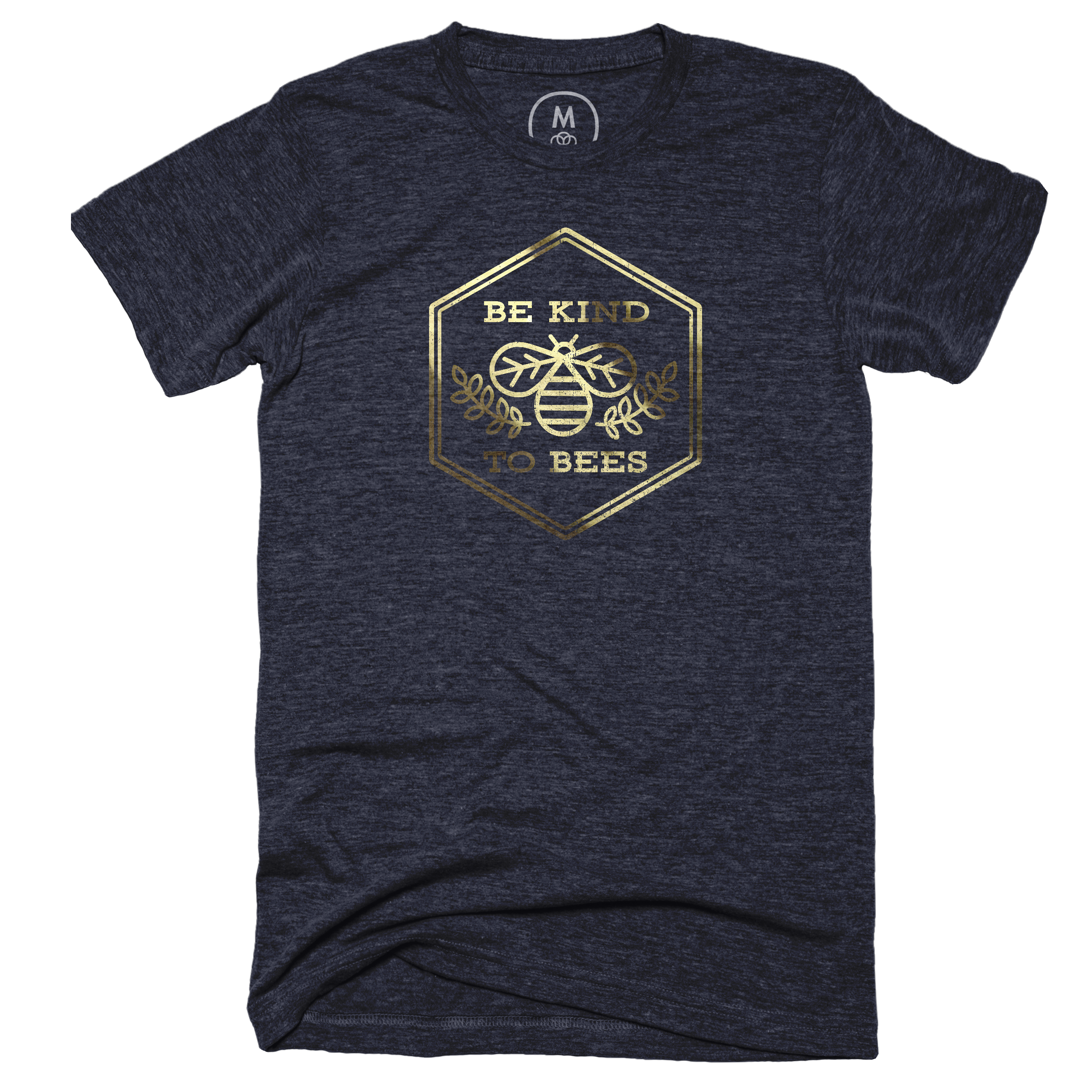 Be Kind to Bees Vintage Navy (Men's)