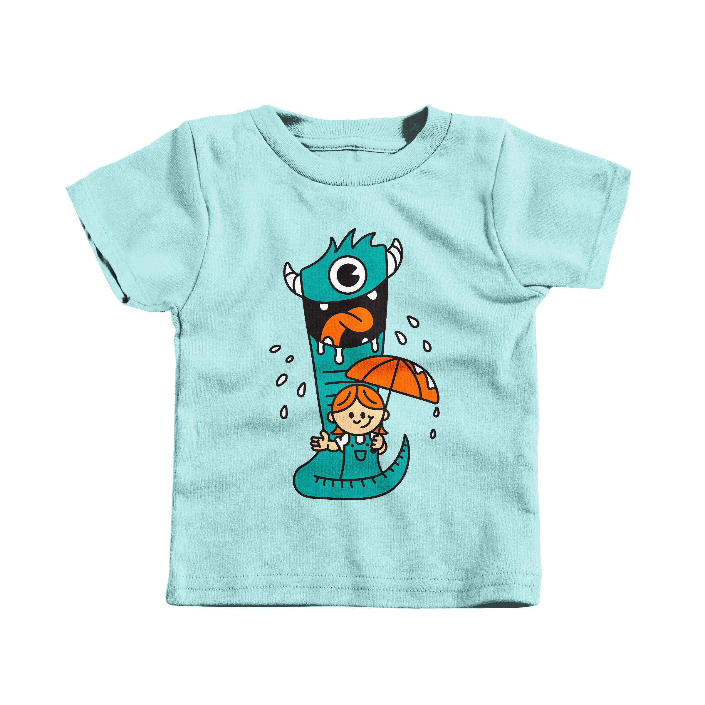 Monster Pet Chill (T-Shirt)