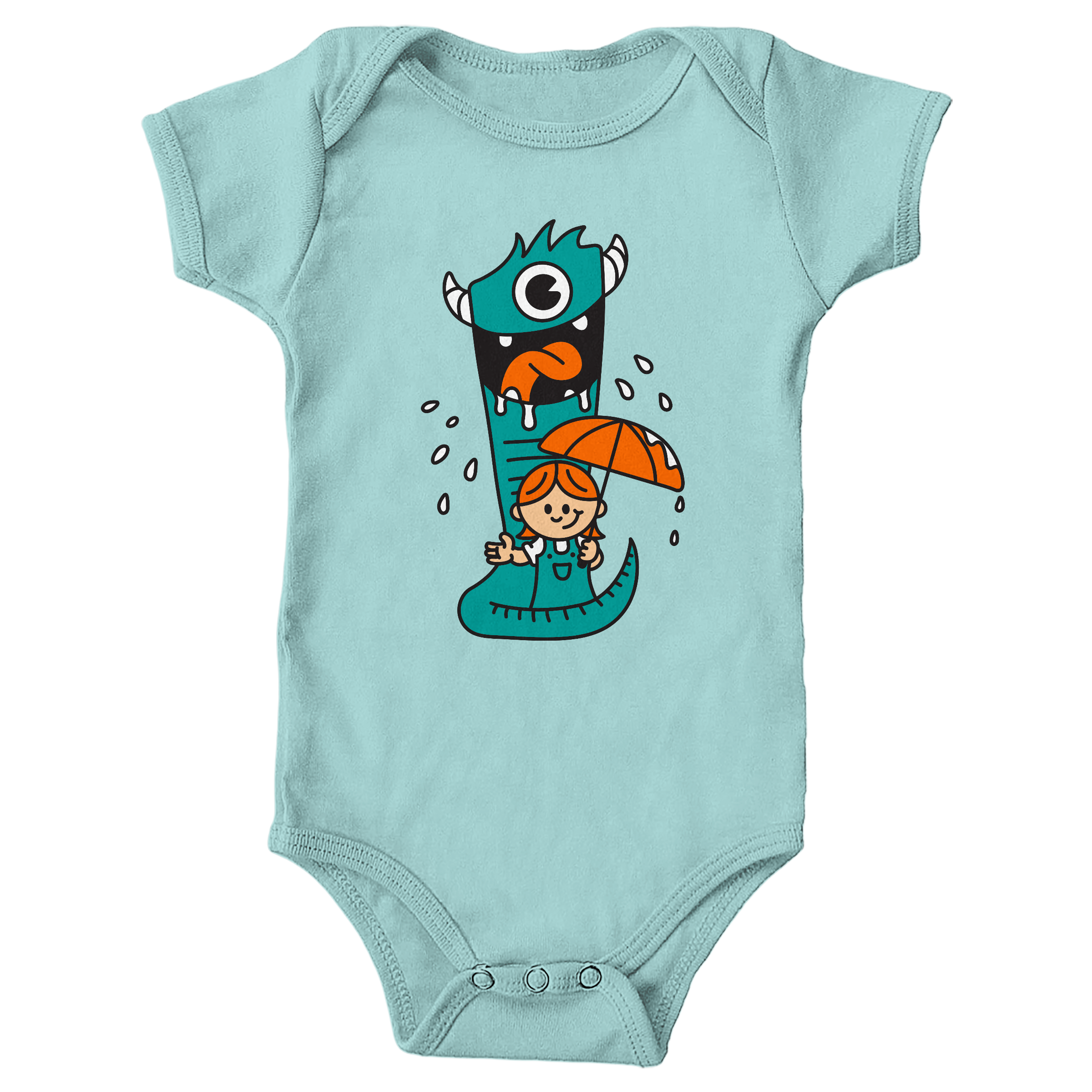 Monster Pet Chill (Onesie)
