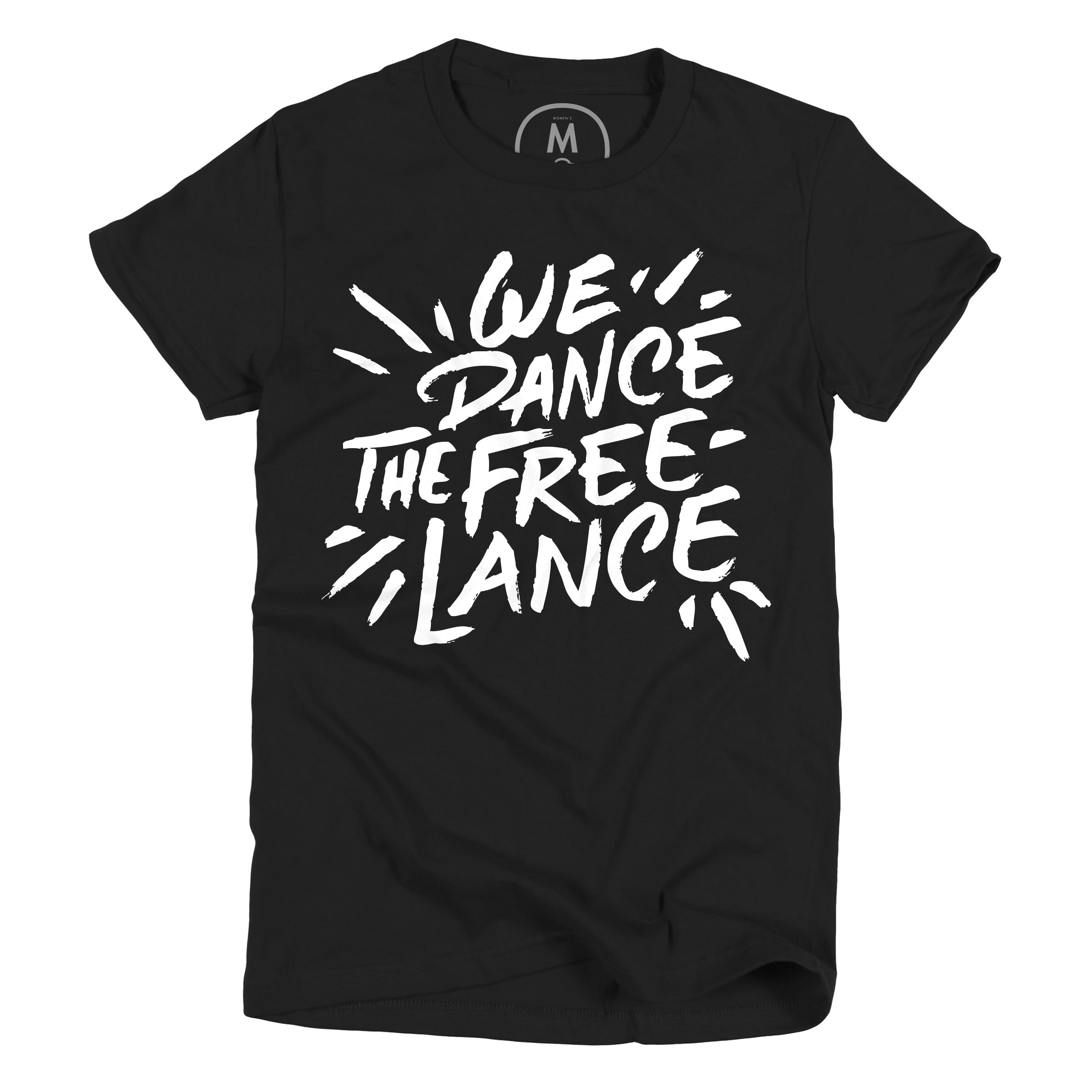 We Dance The Freelance Hers