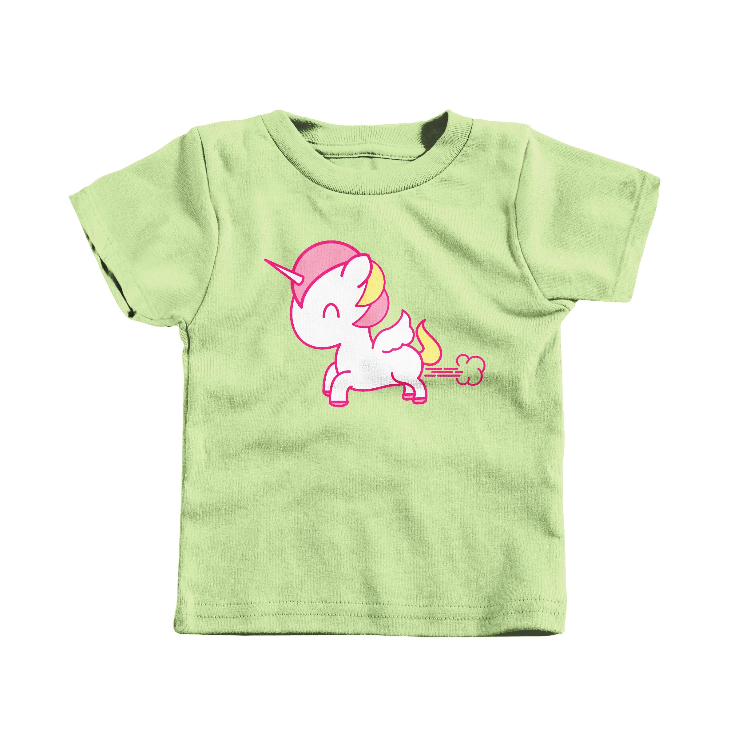 Unicorn Toot Key Lime (T-Shirt)