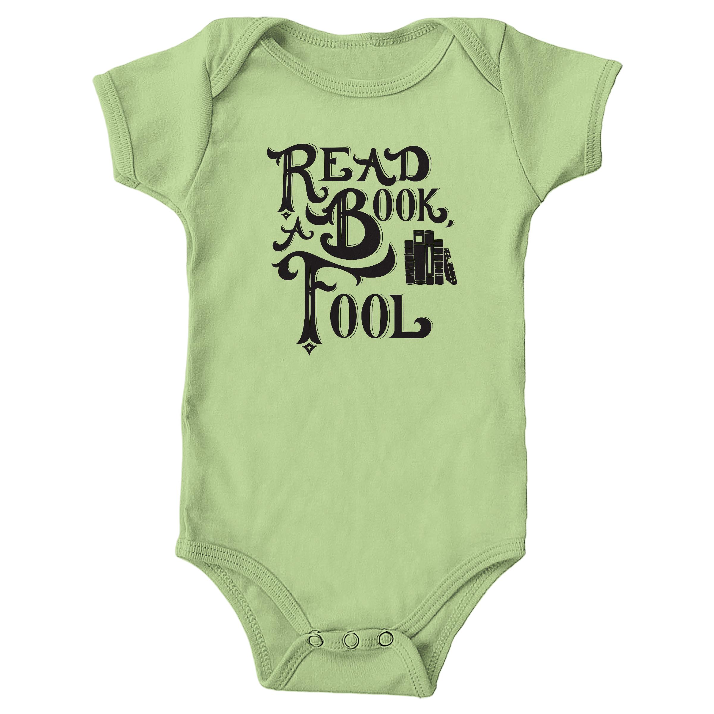 Read a Book, Fool Key Lime (Onesie)
