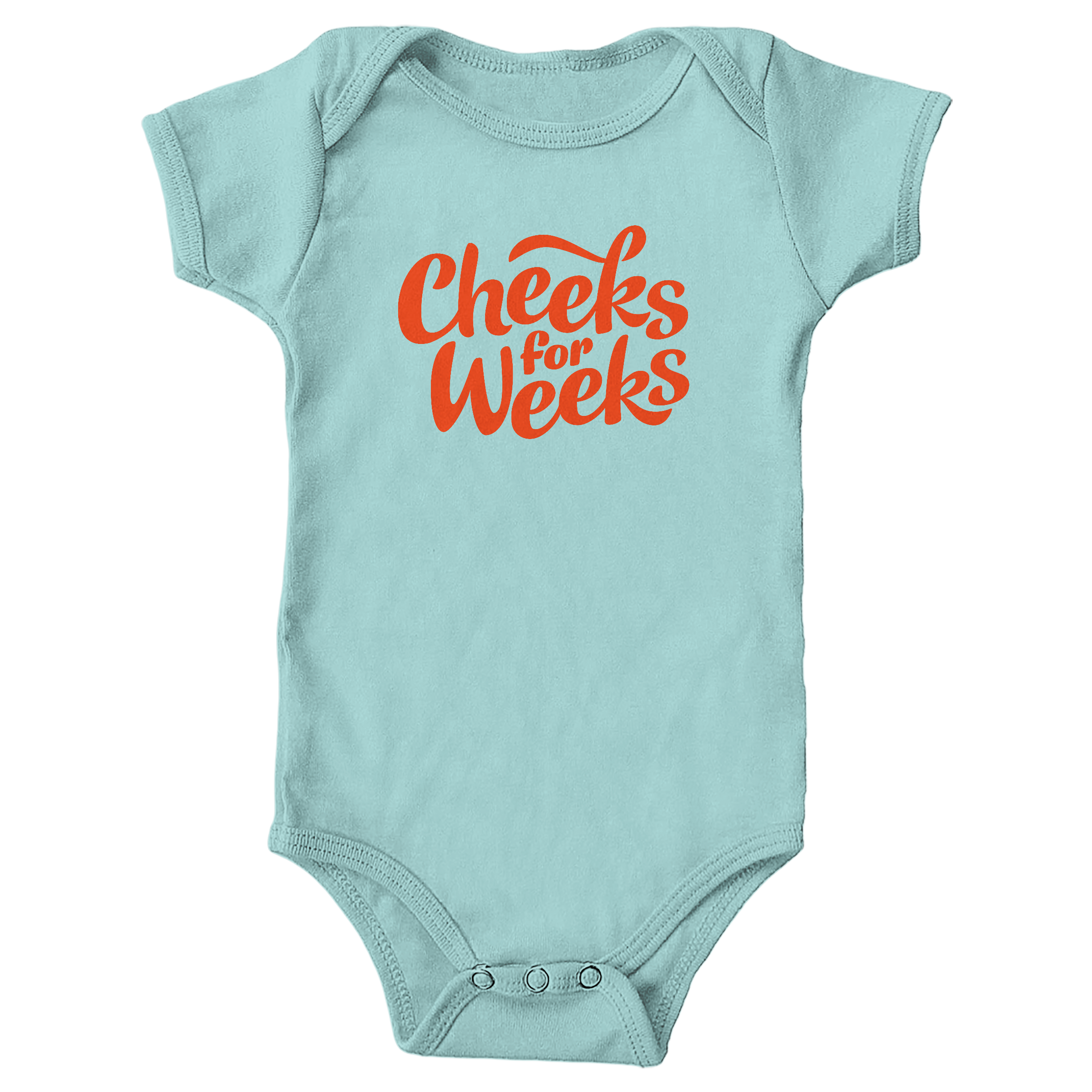 Cheeks for Weeks Chill (Onesie)