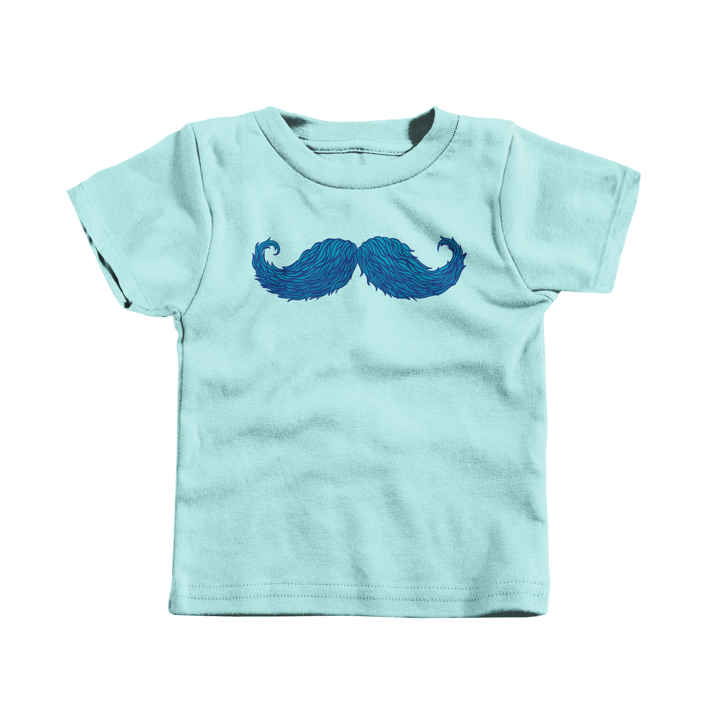 The Cheering Up Mustache Chill (T-Shirt)