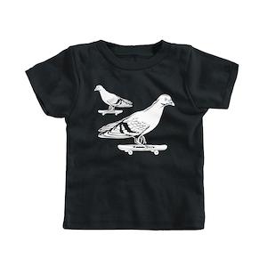 Skateboarding Pigeons