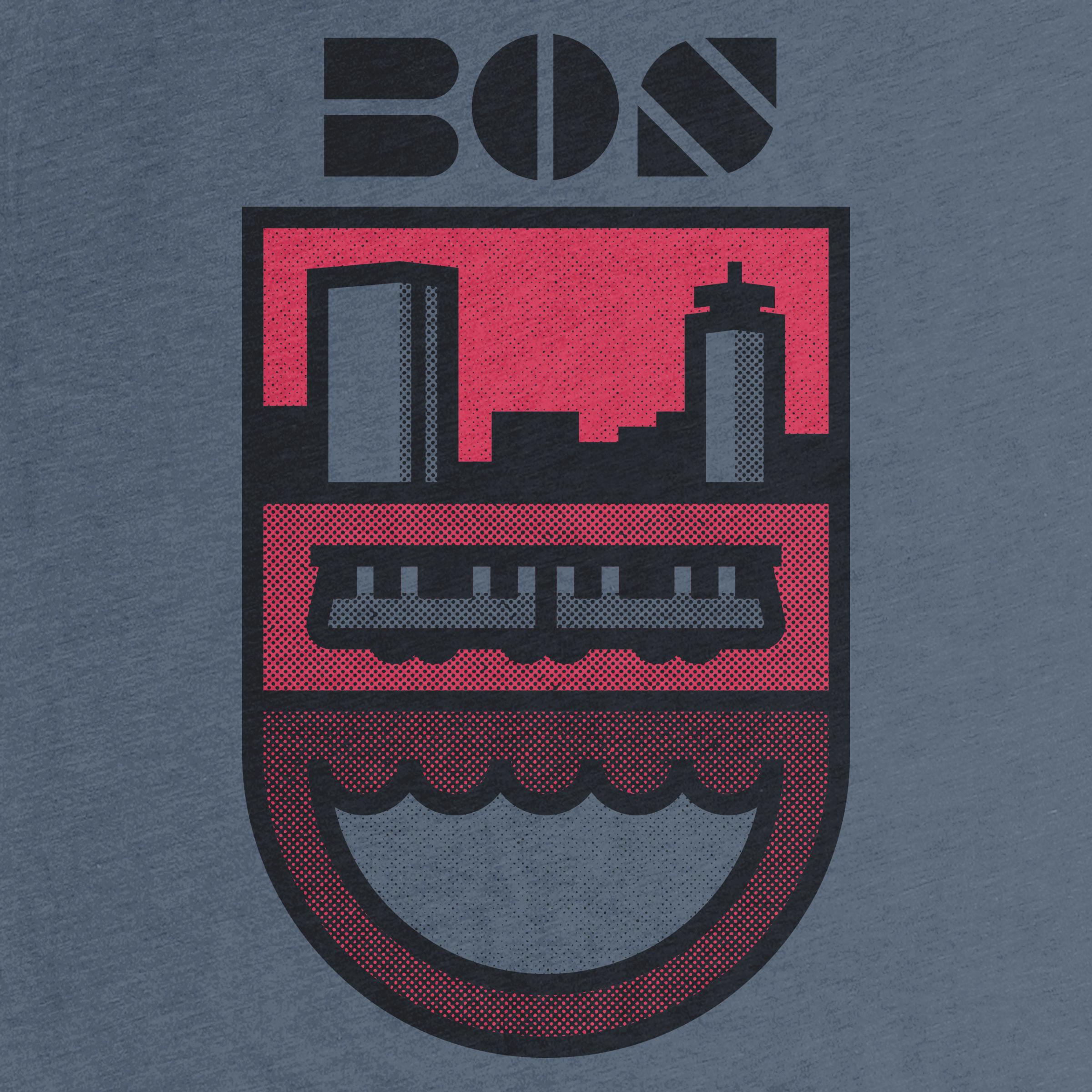 Boston Crest