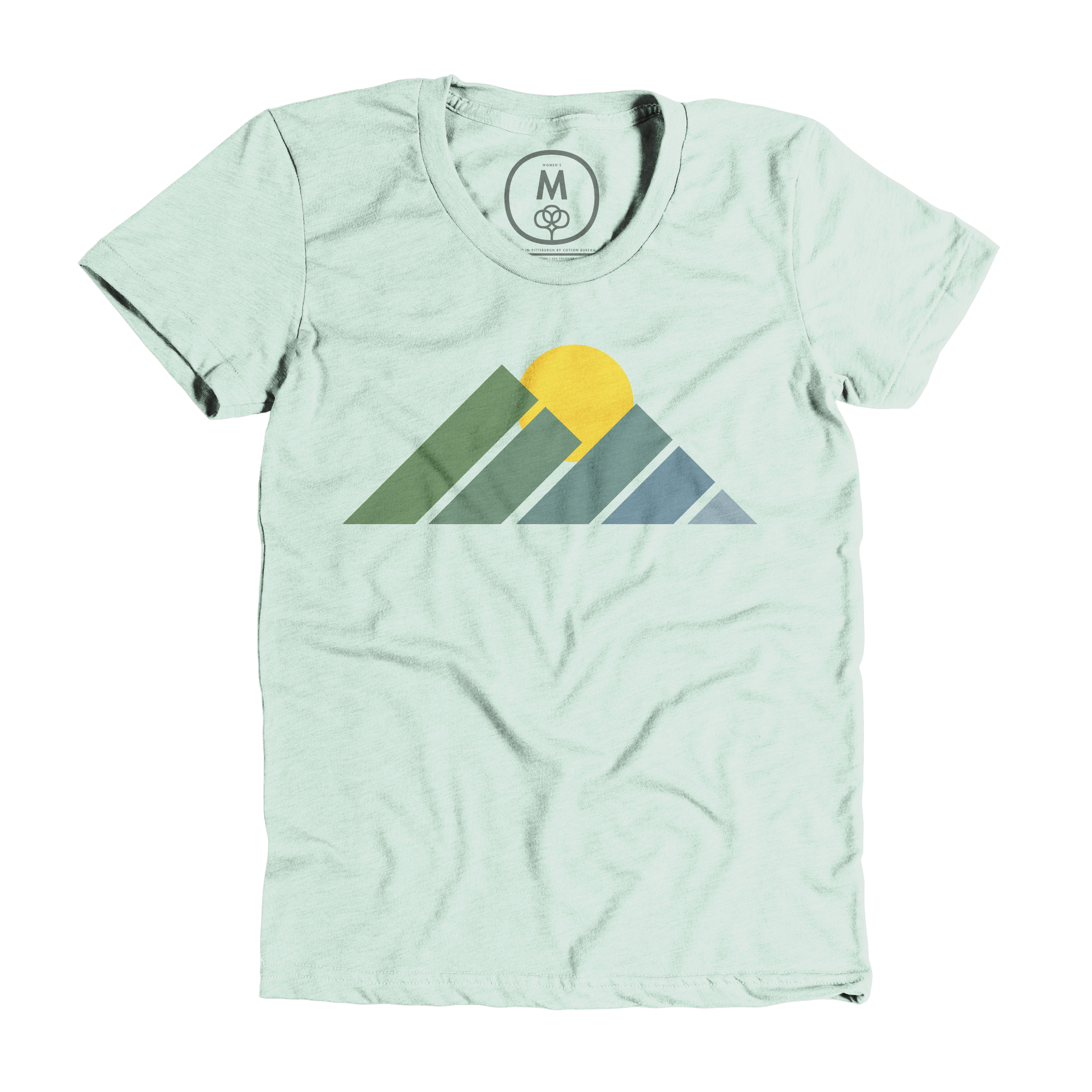 Mountain Sunset Mint (Women's)