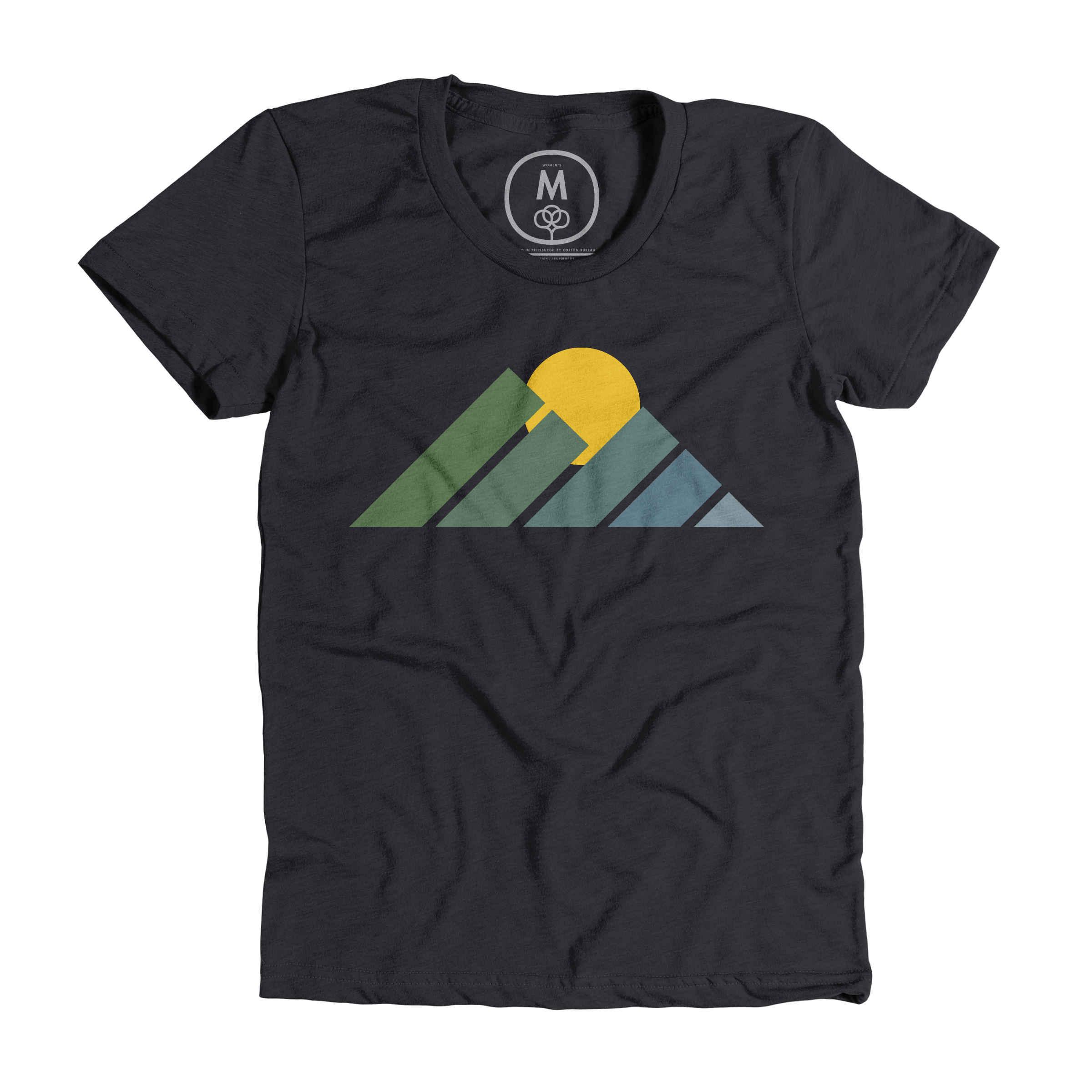 Mountain Sunset Charcoal (Women's)
