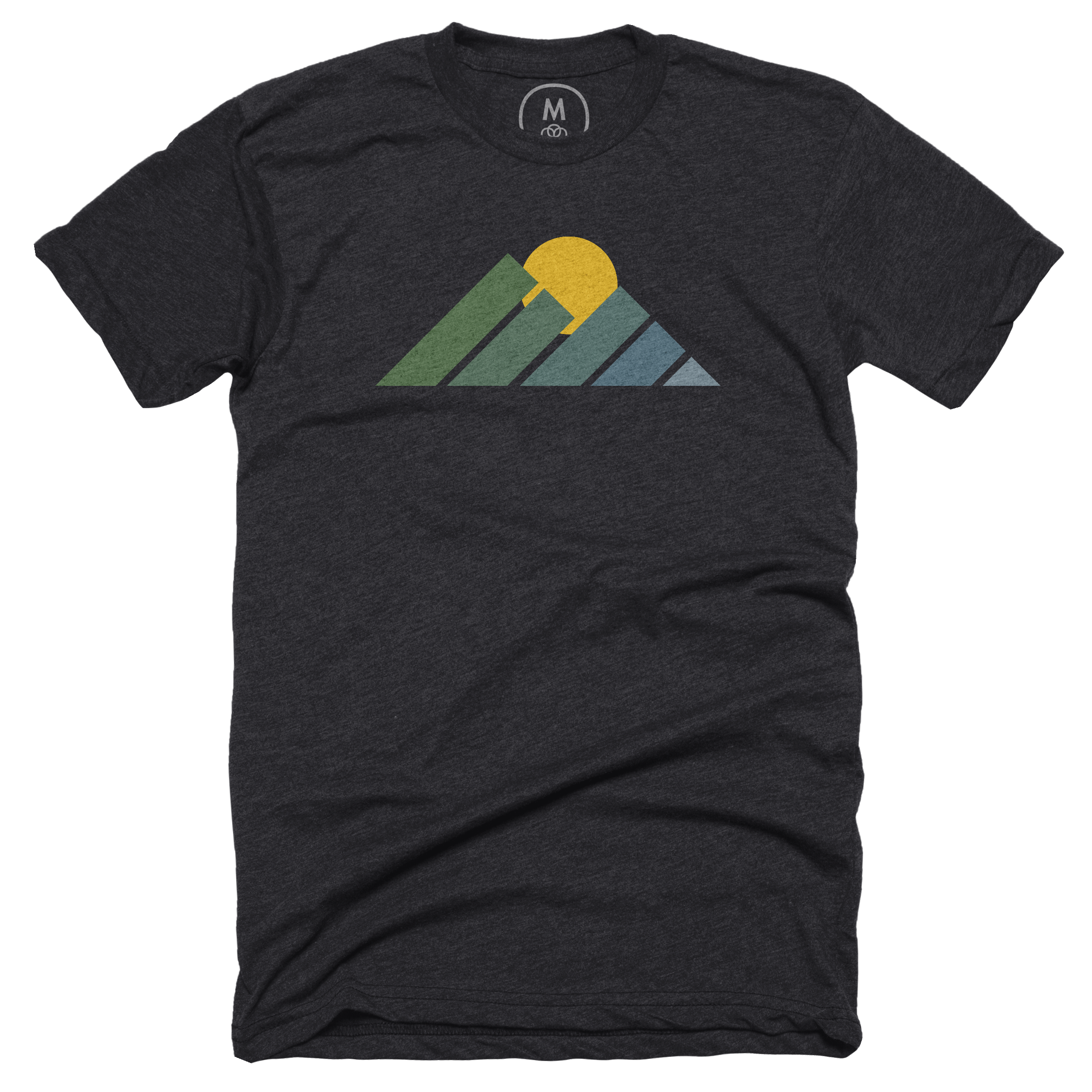 Mountain Sunset Charcoal (Men's)