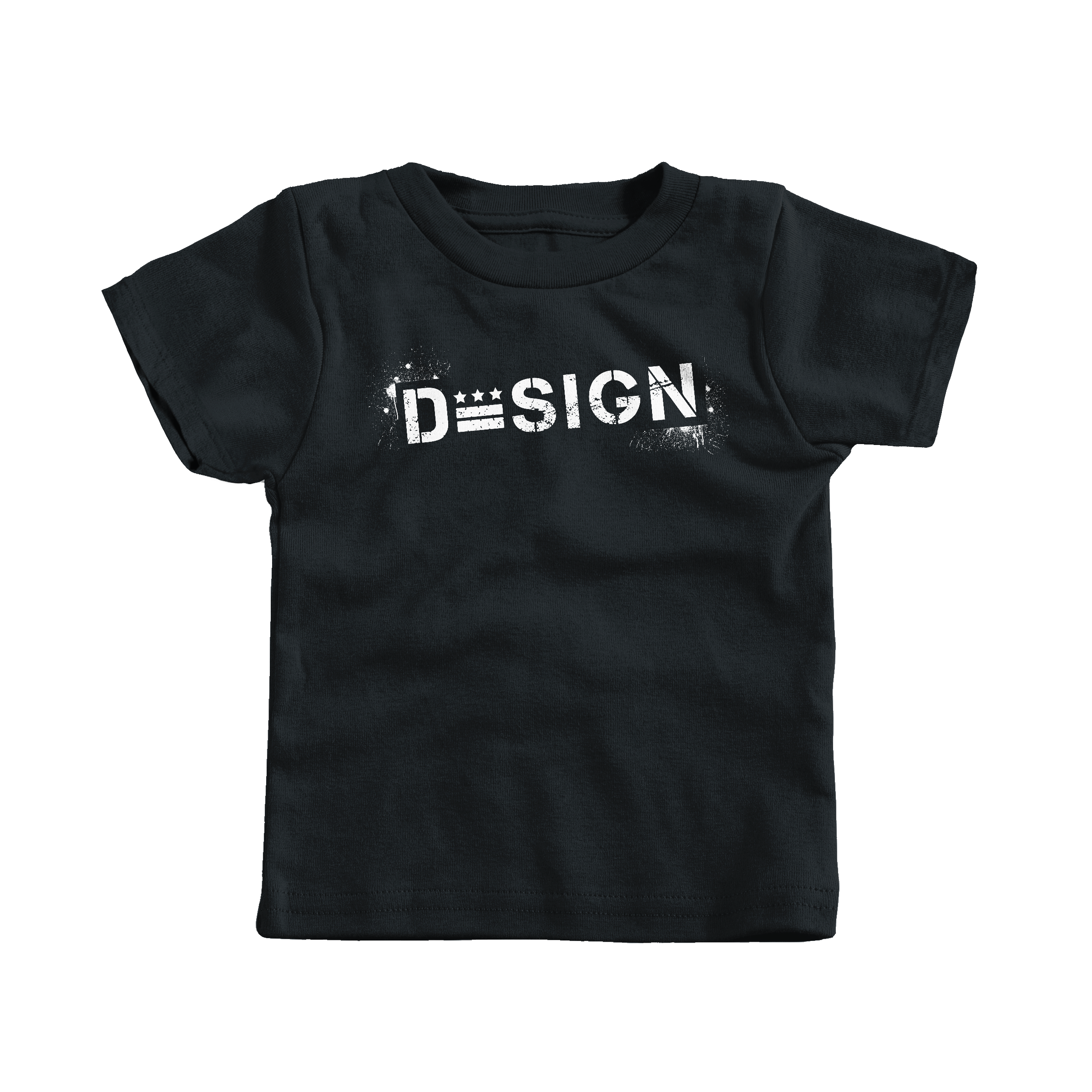 DC Design Black (T-Shirt)