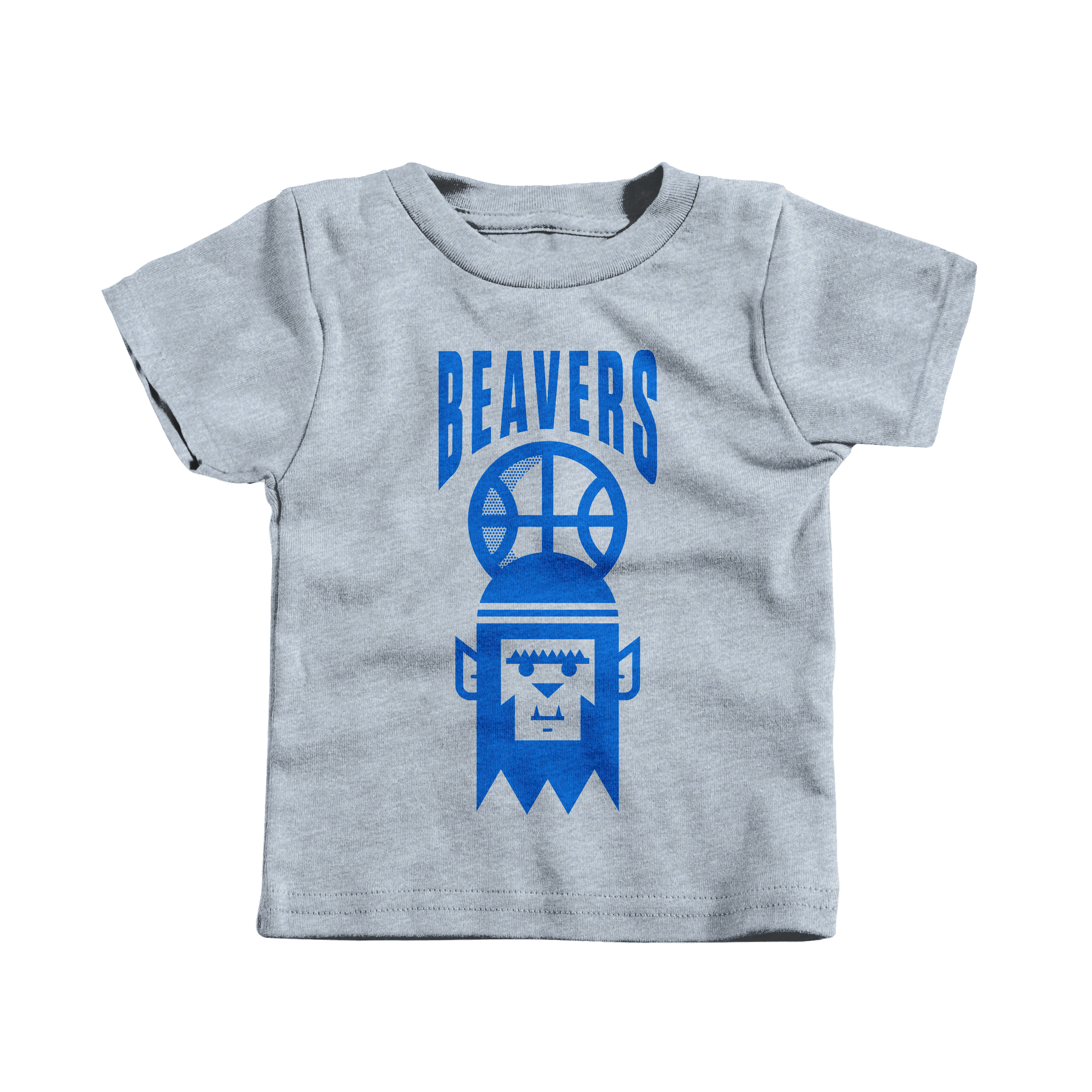 Go Beavers Heather Grey (T-Shirt)
