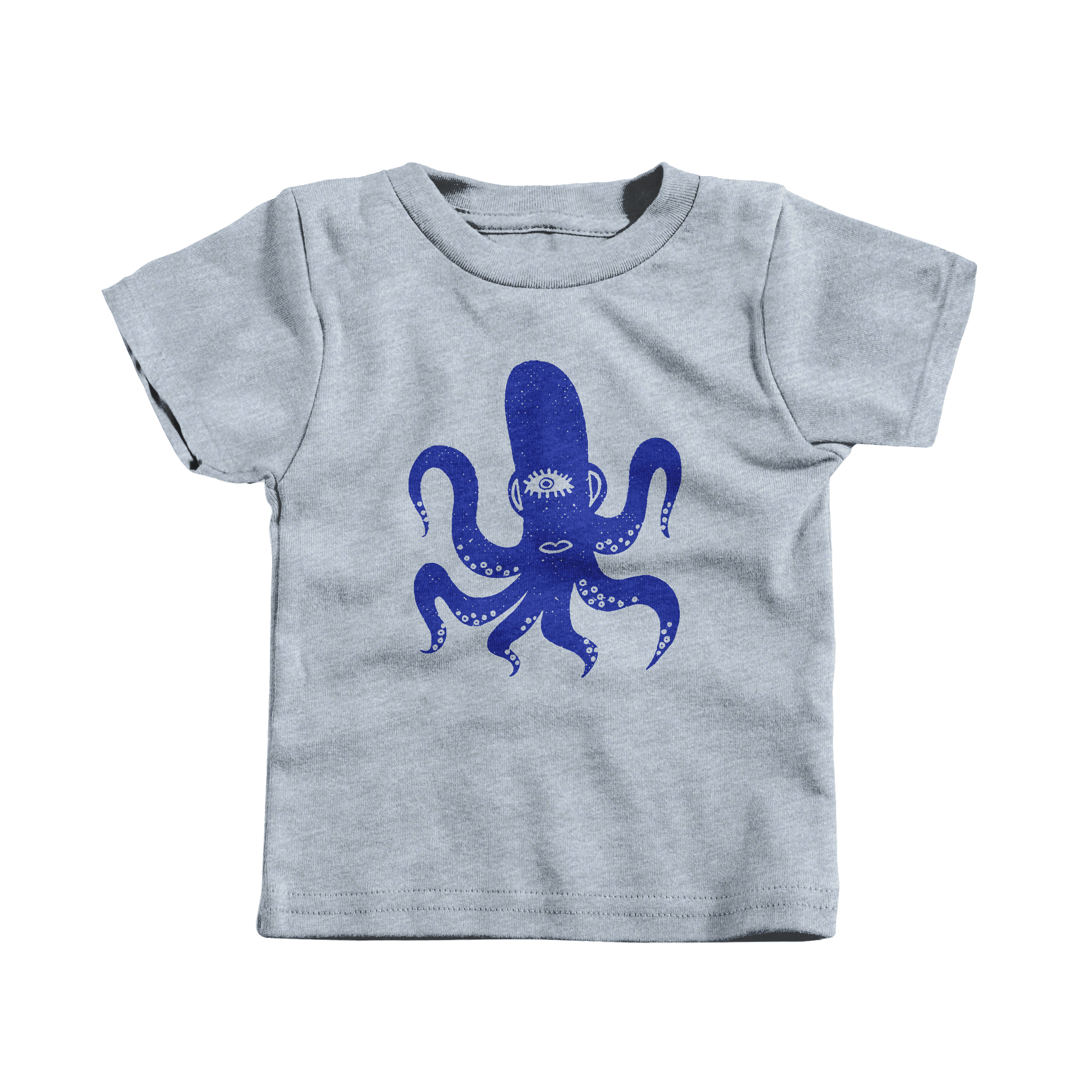Wanna Cuttle? Heather Grey (T-Shirt)