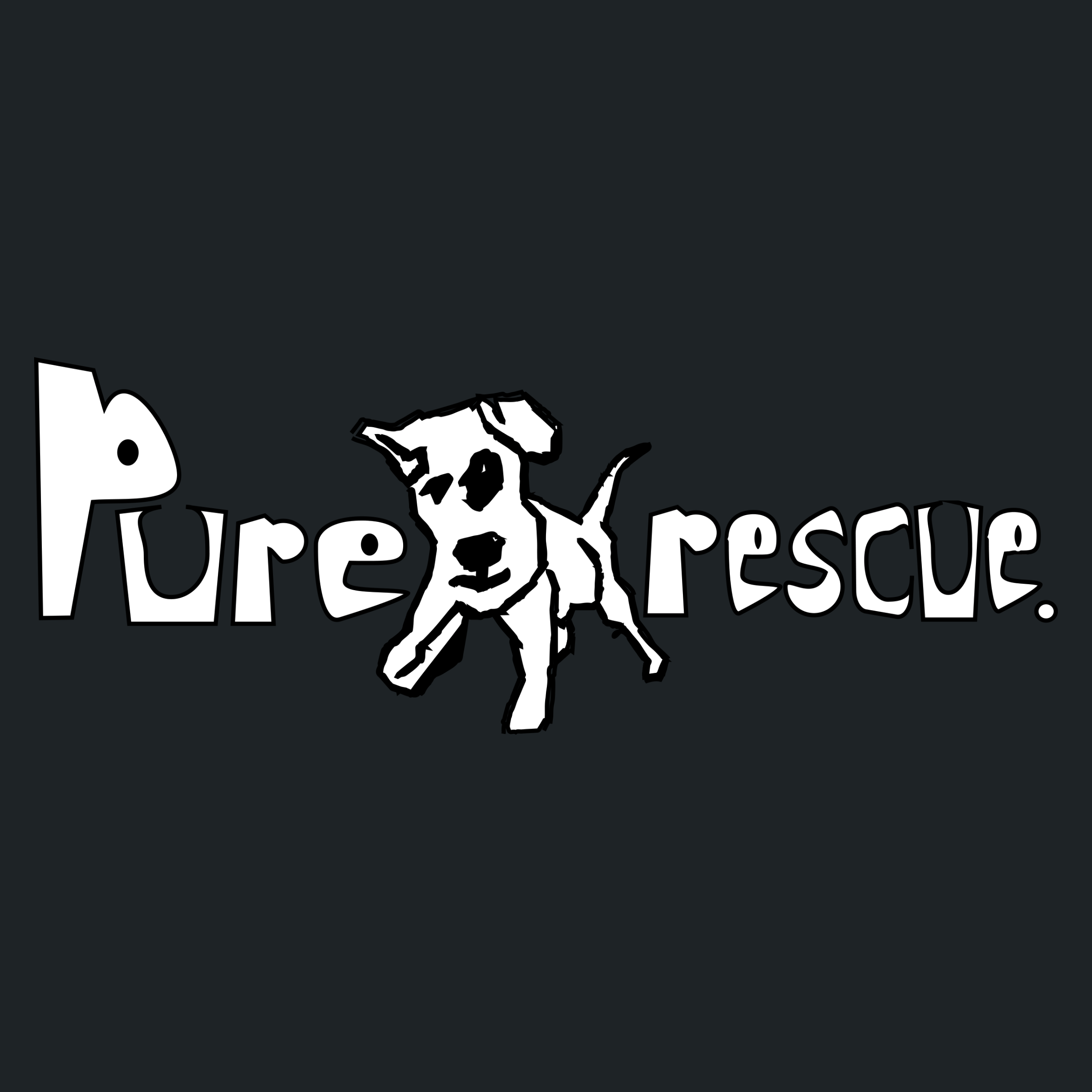 Pure rescue.  Detail