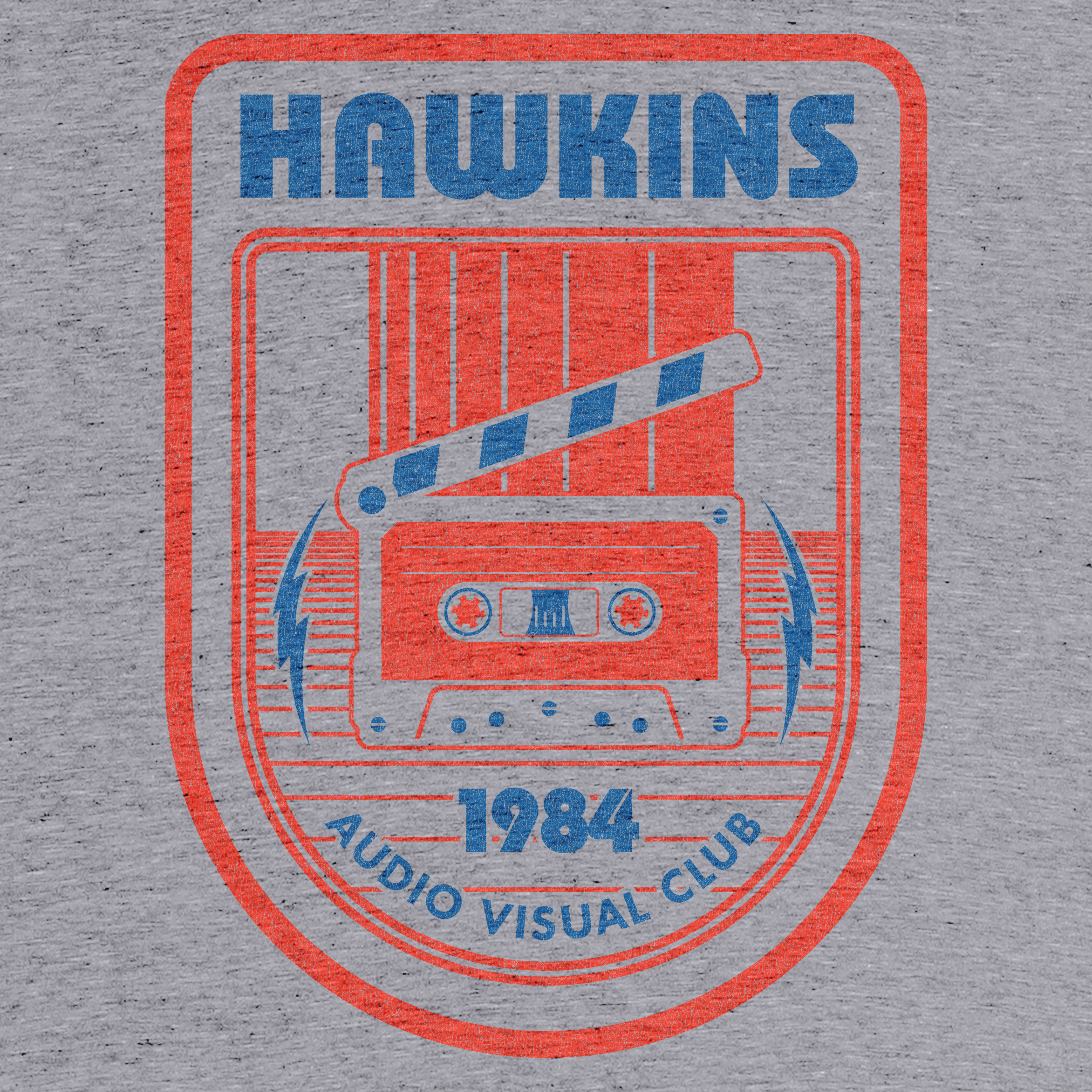 Hawkins Middle A.V. Club