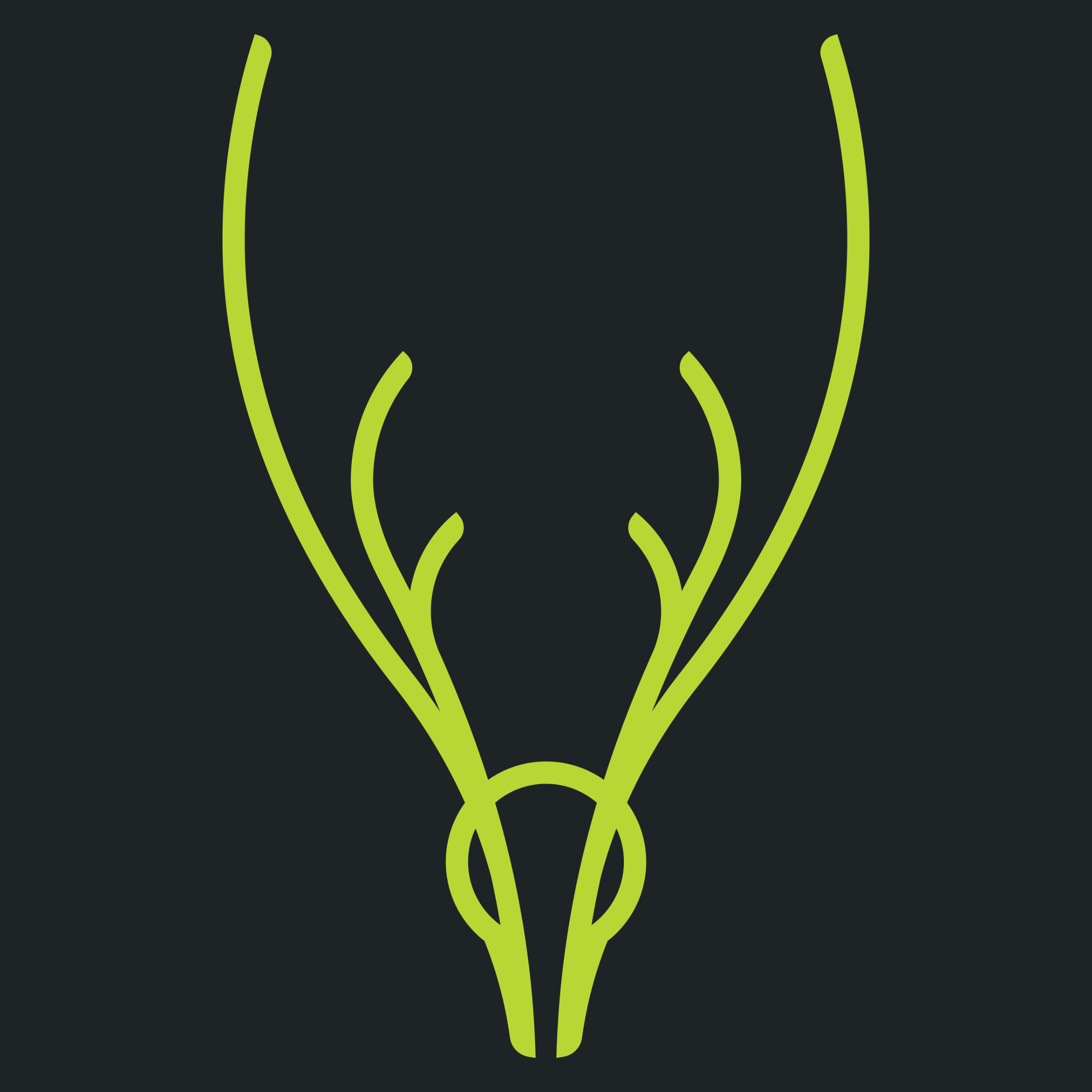 Neon Antlers