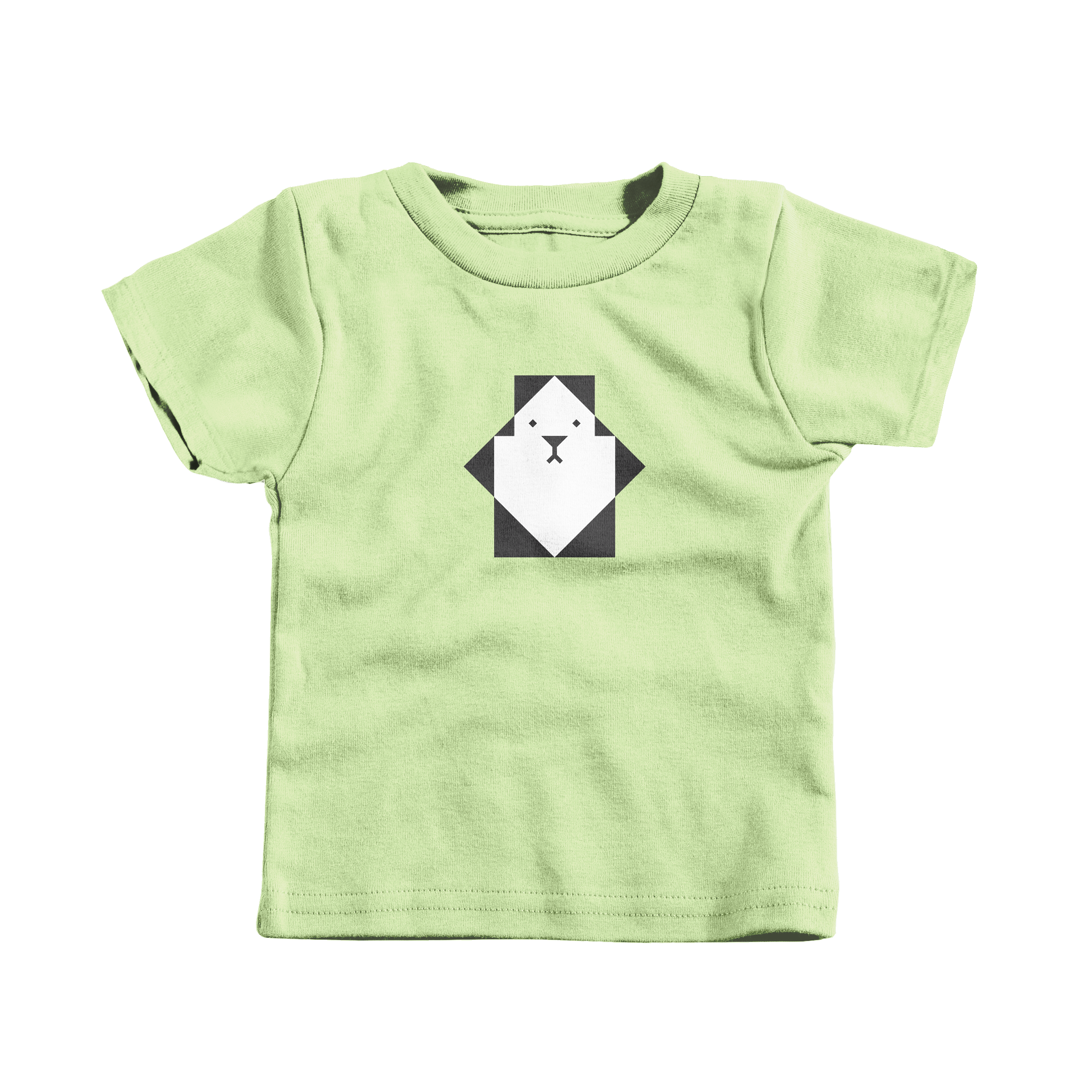 Pixel Panda Key Lime (T-Shirt)