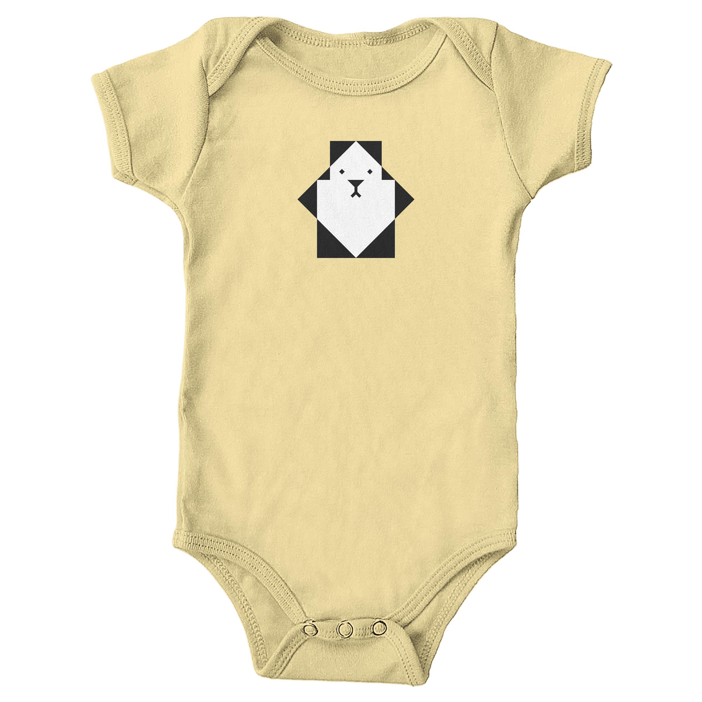 Pixel Panda Butter (Onesie)