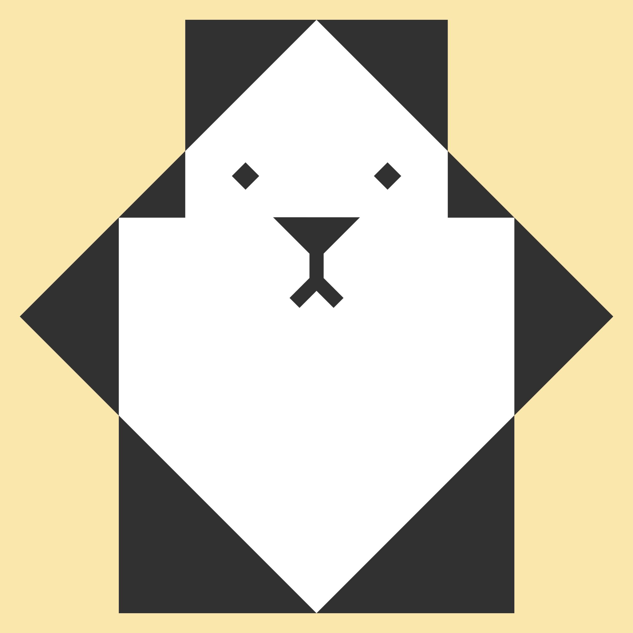Pixel Panda Detail
