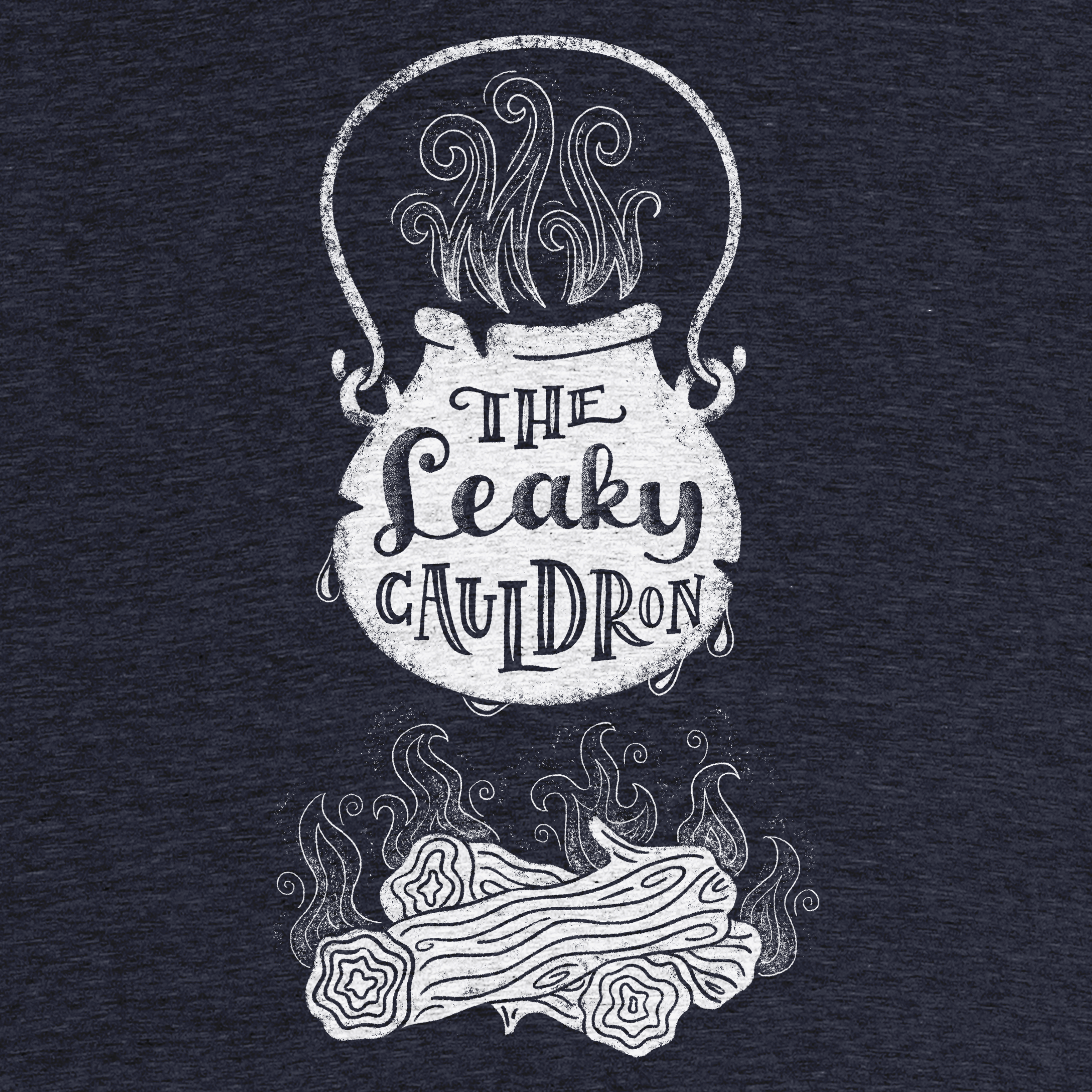 Leaky Cauldron Detail