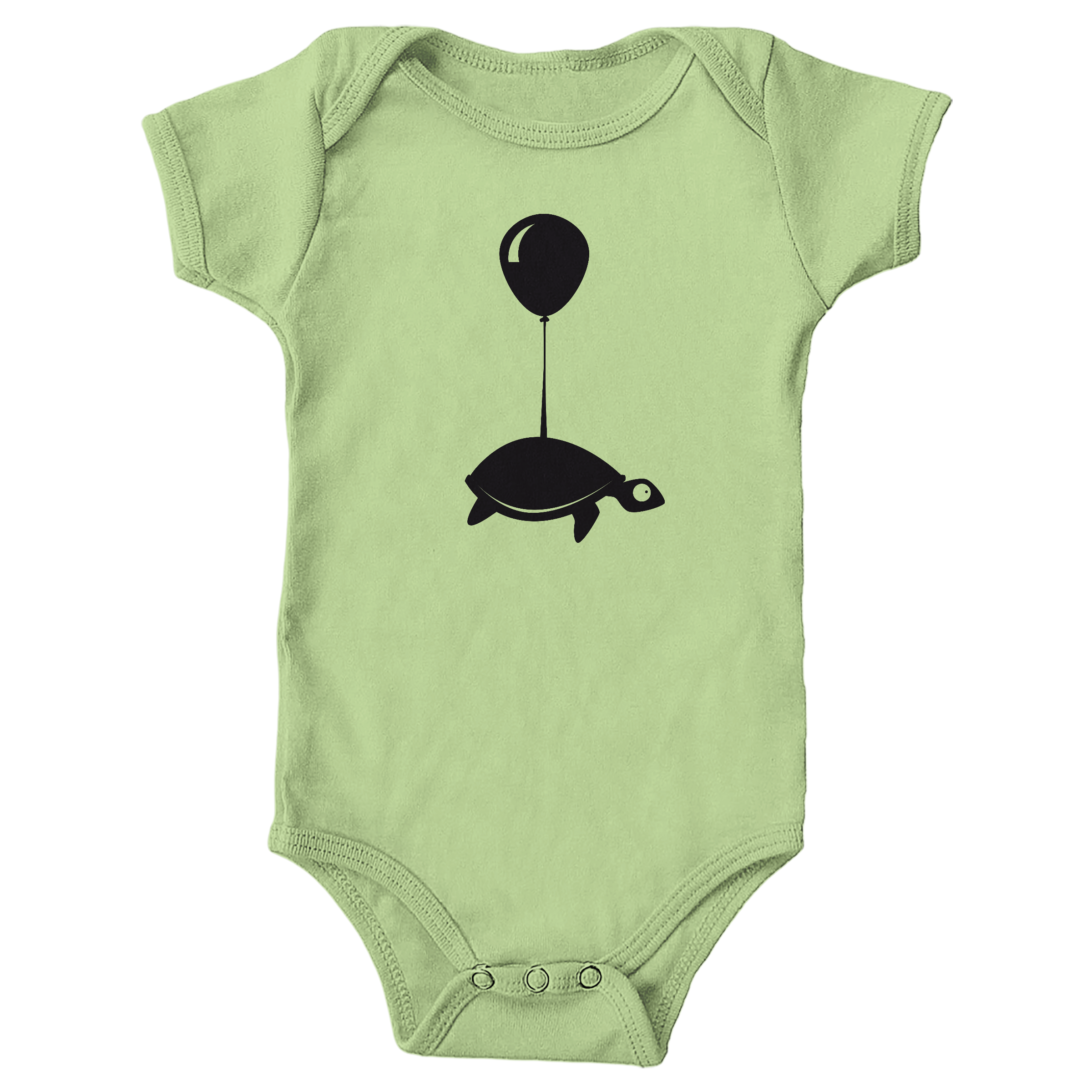 Traveling Turtle Key Lime (Onesie)