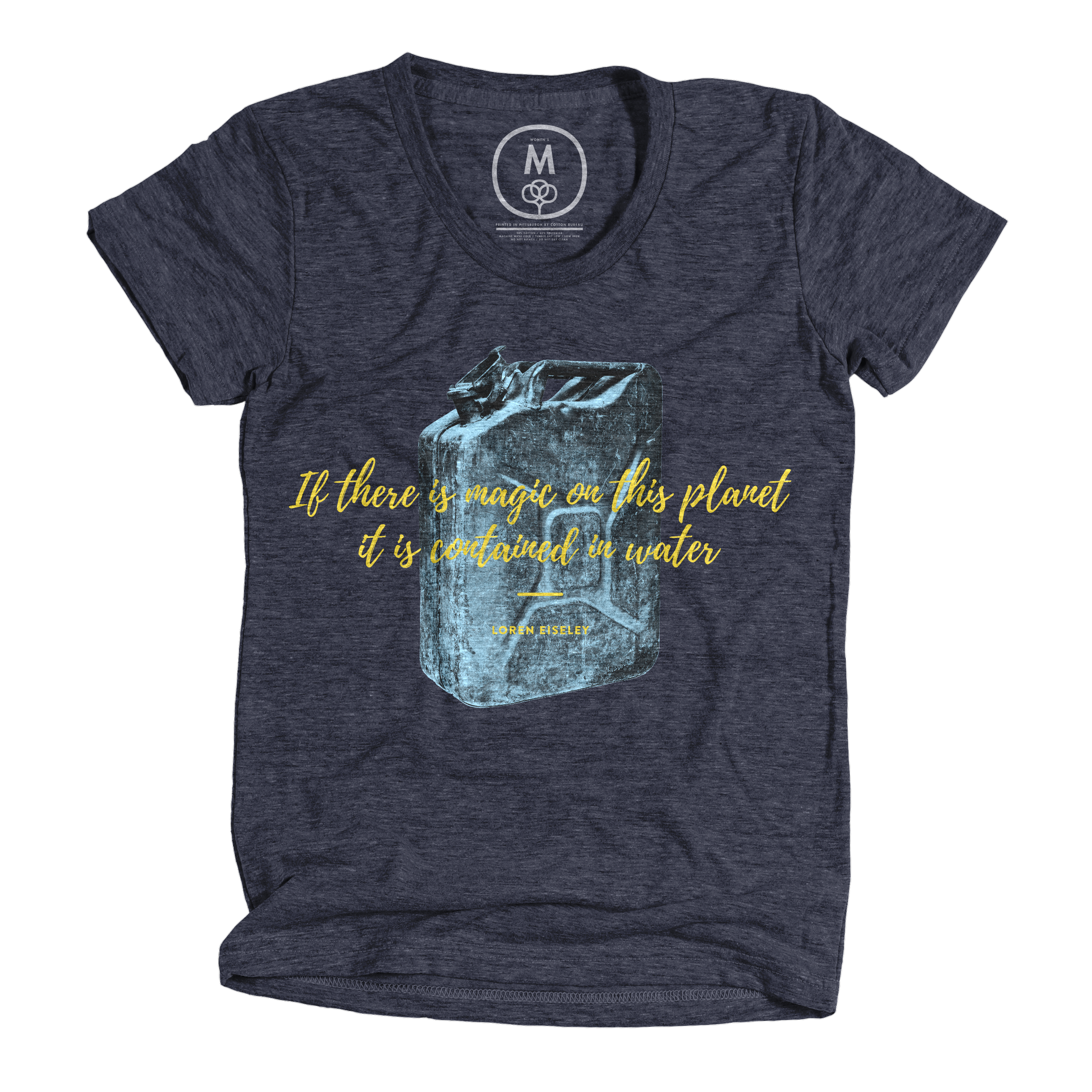 Jerry Can Collective 2016 Vintage Navy (Women's)