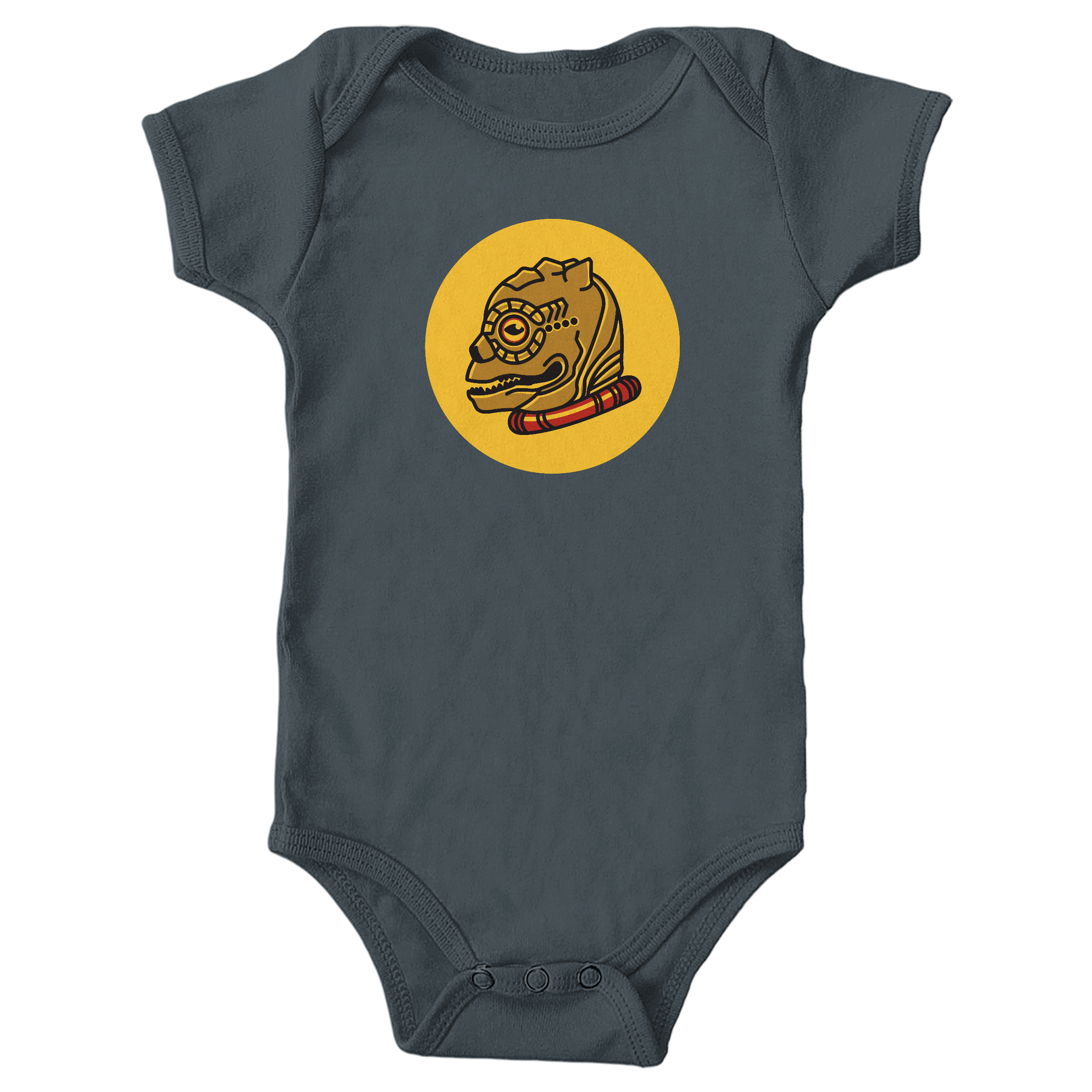 Bossk Charcoal (Onesie)