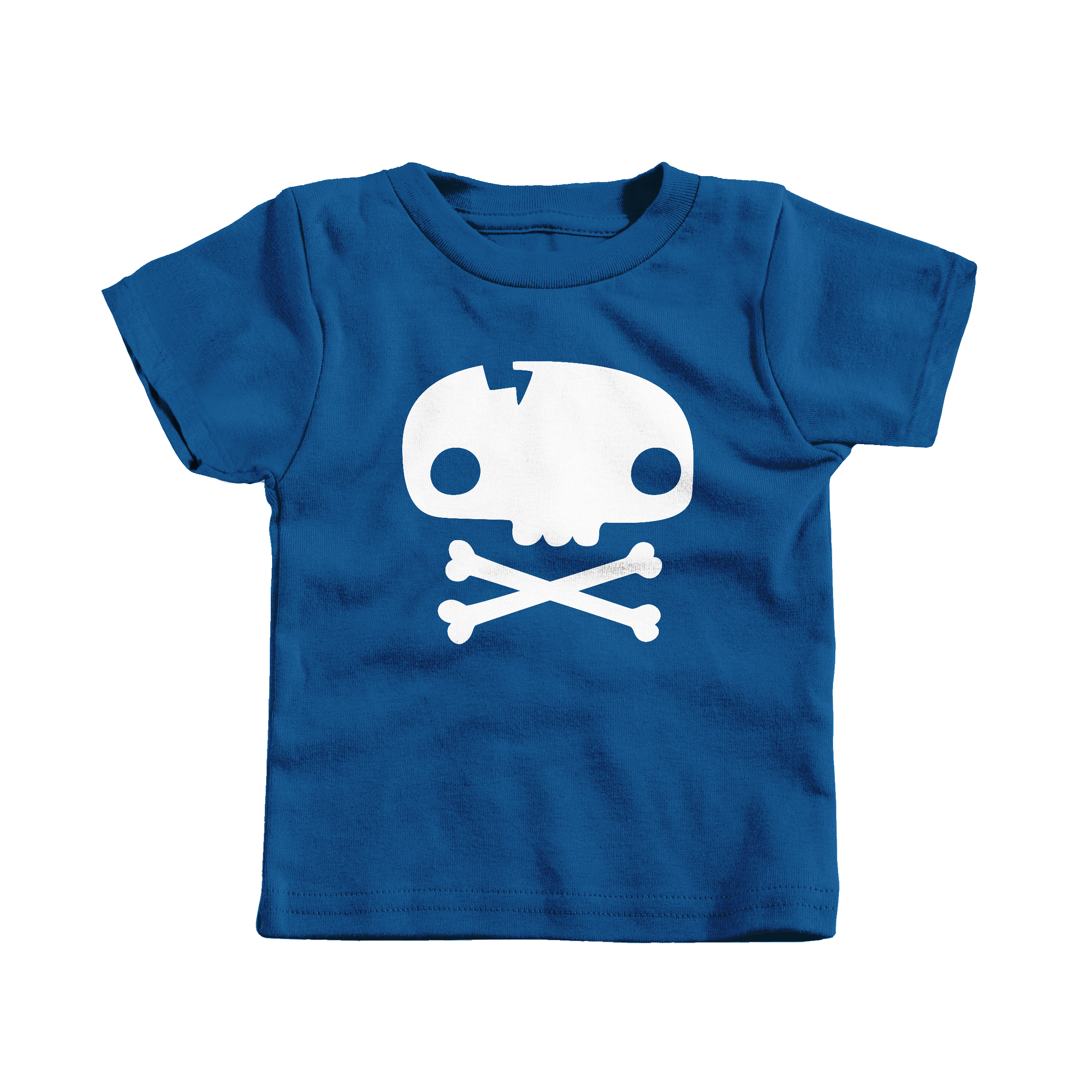 Skull Tee Royal (T-Shirt)