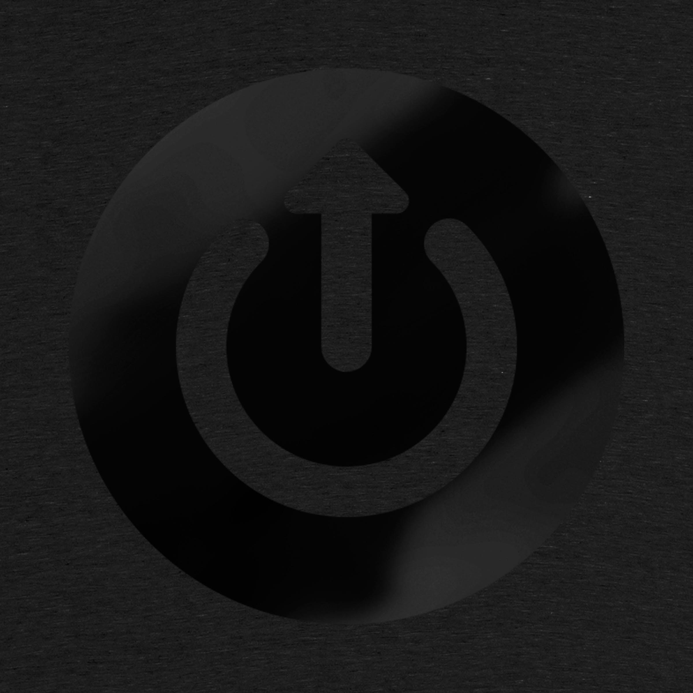 Upgrade Podcast Official Logo Tee Detail