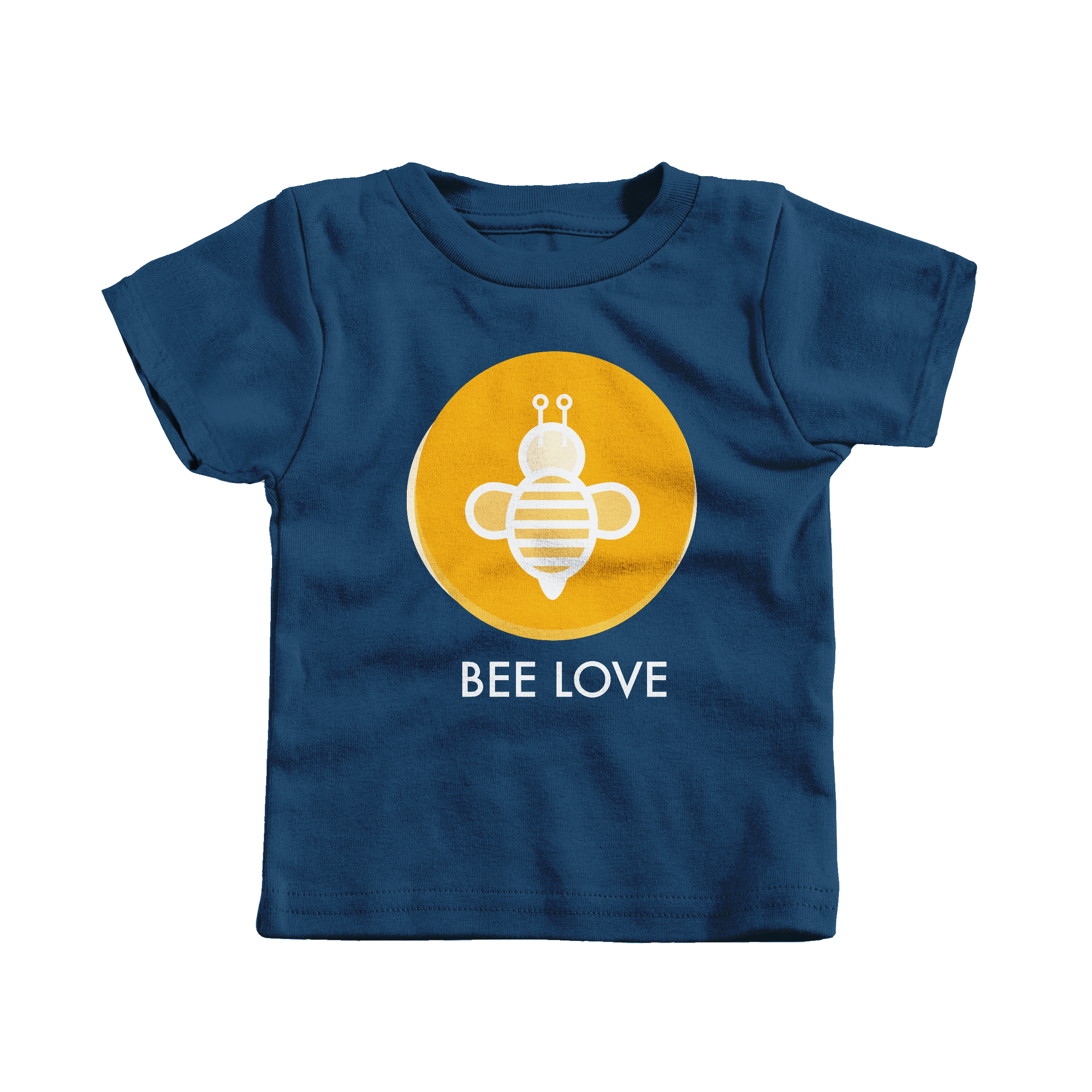 Bee Love Navy (T-Shirt)