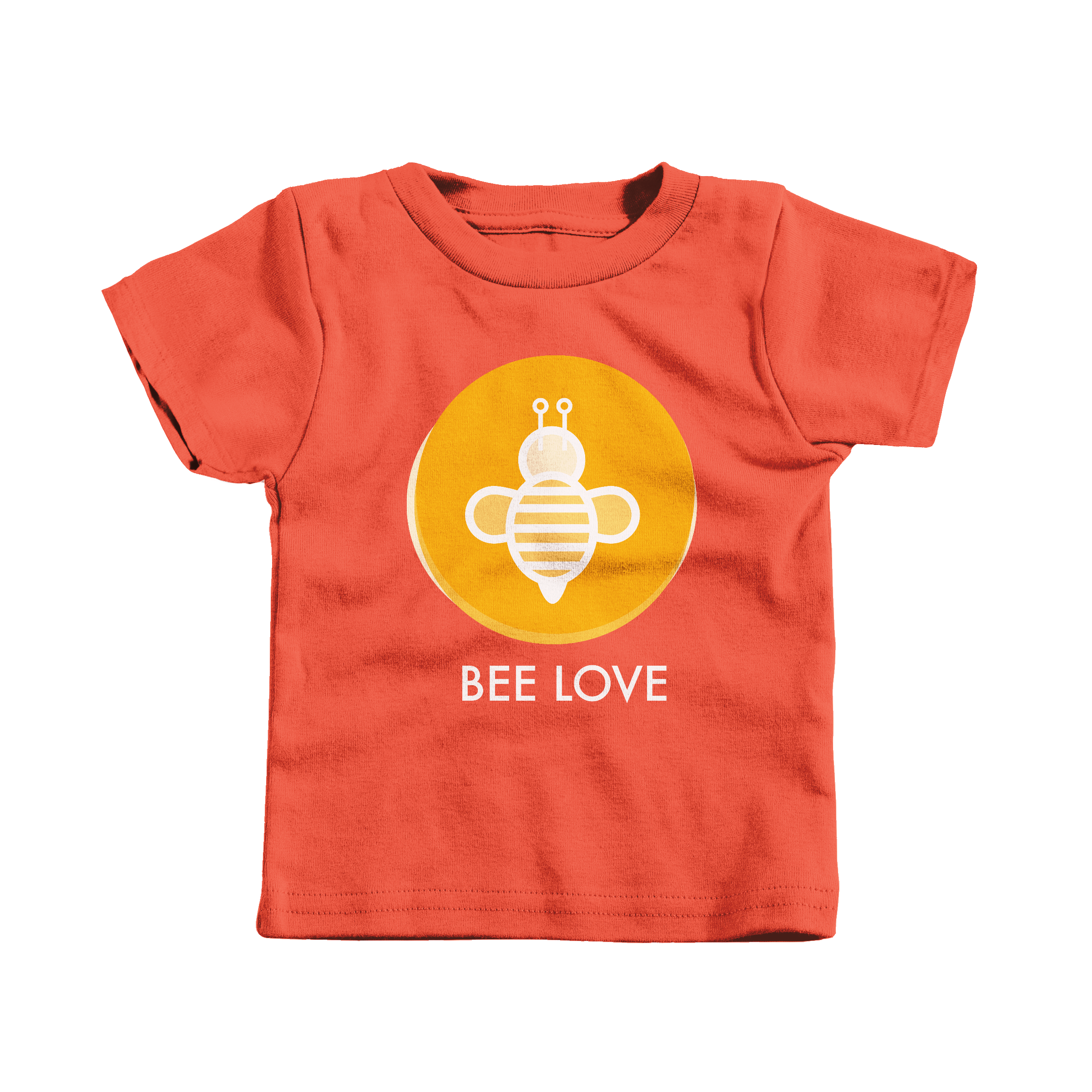 Bee Love Orange (T-Shirt)