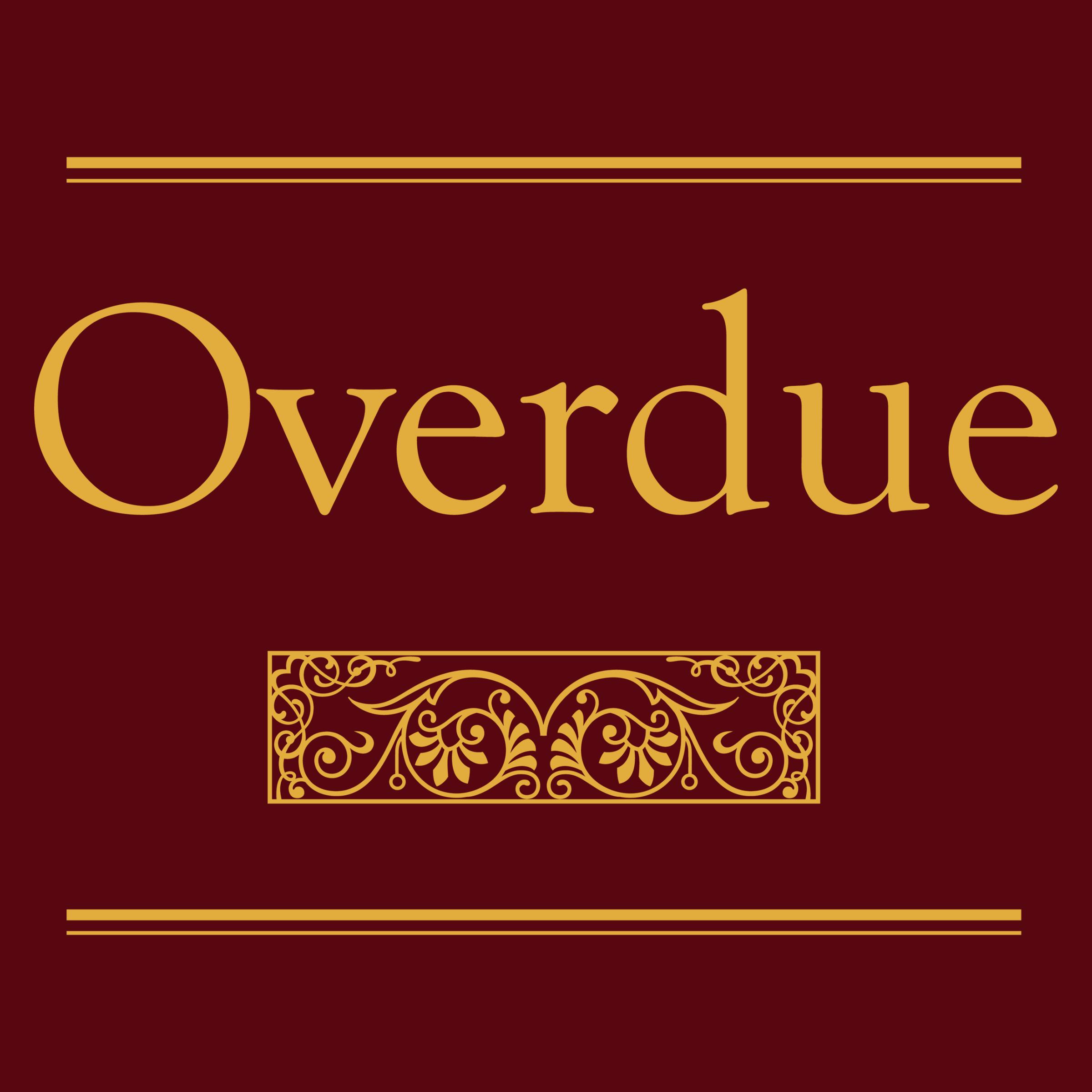 Overdue logo shirt