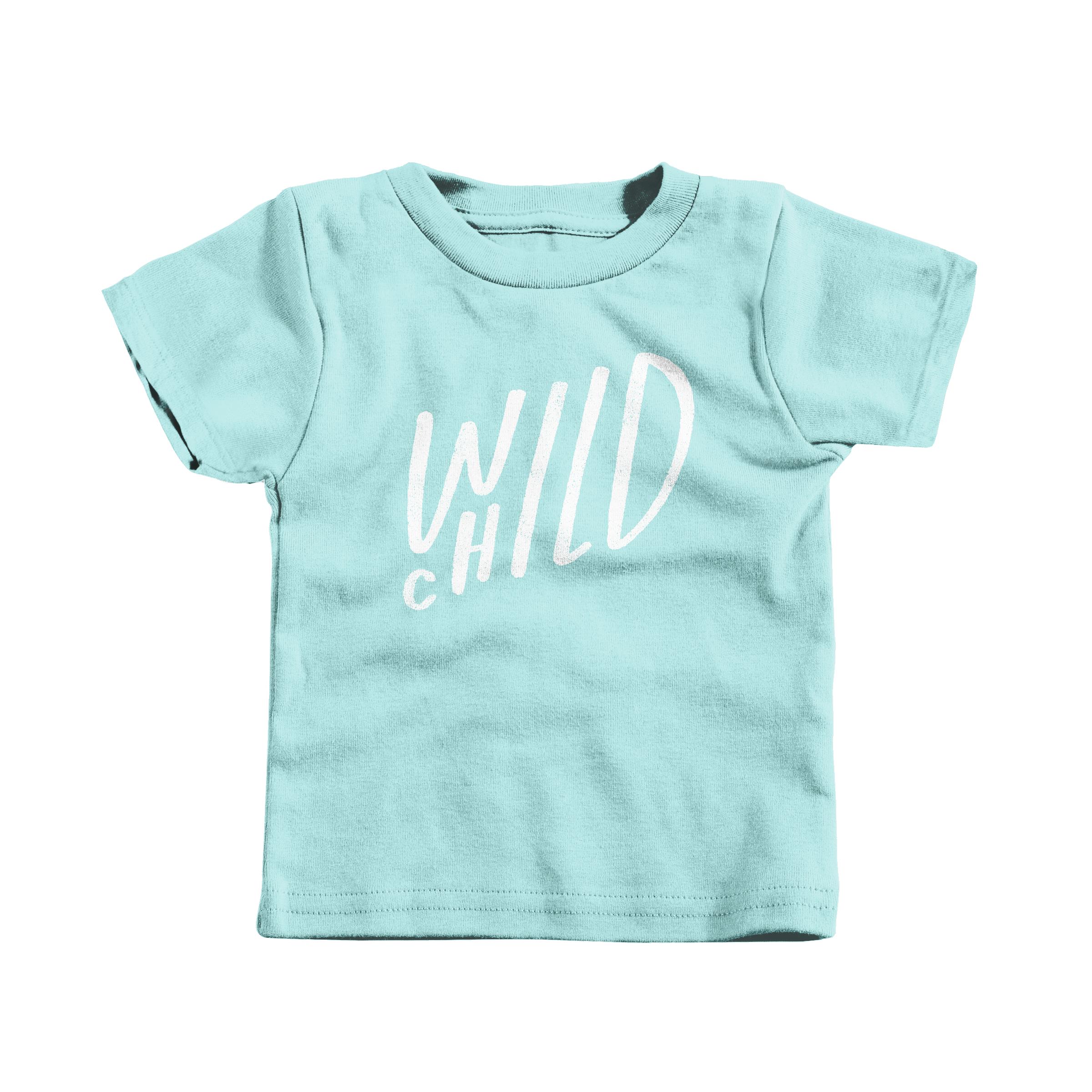 Wild Child Chill (T-Shirt)
