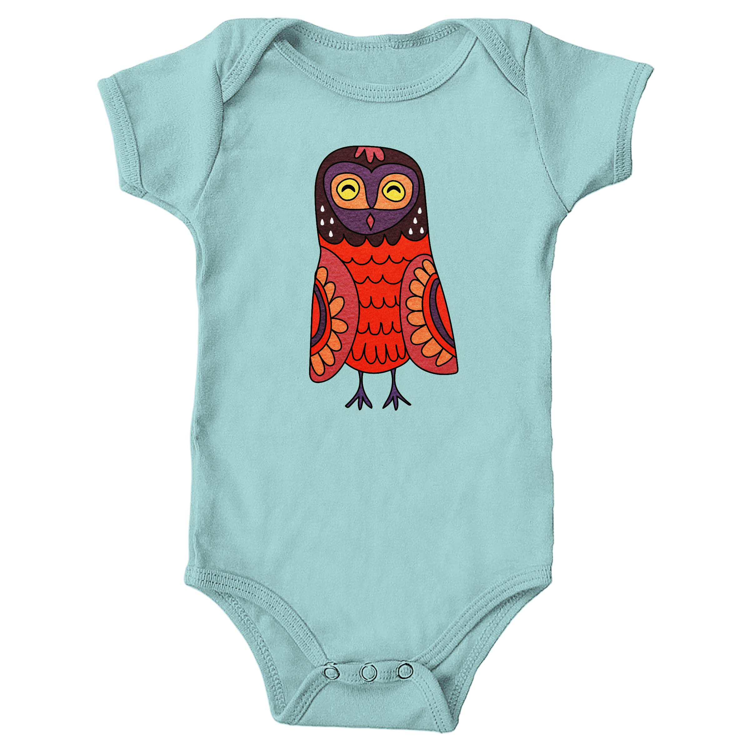 Lovely Owl Chill (Onesie)