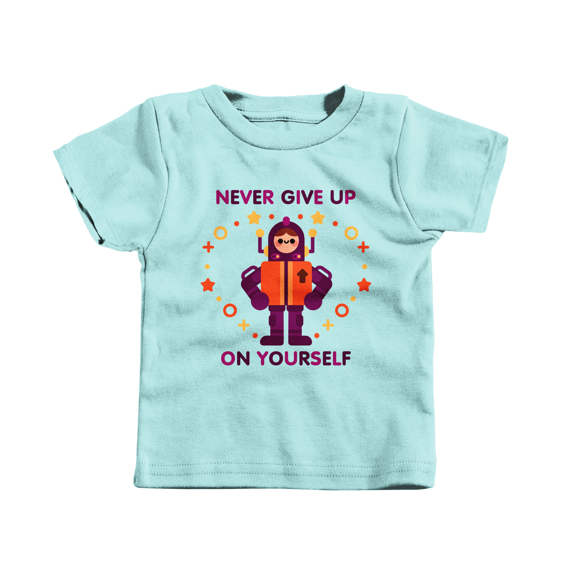 Never Give Up Chill (T-Shirt)