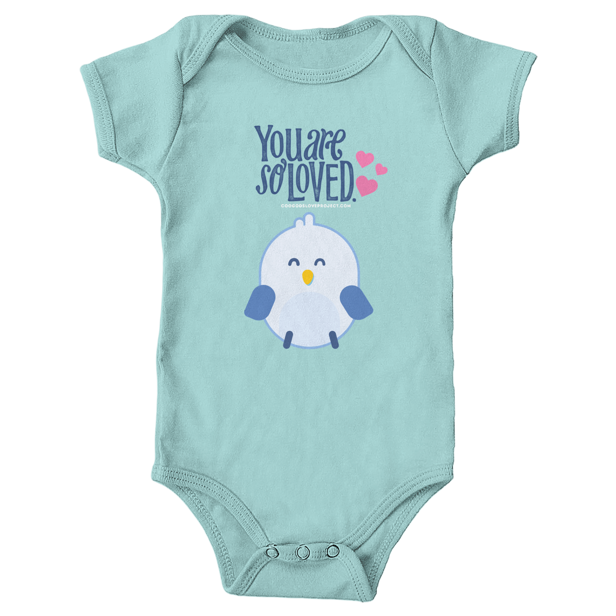 You Are So Loved Chill (Onesie)