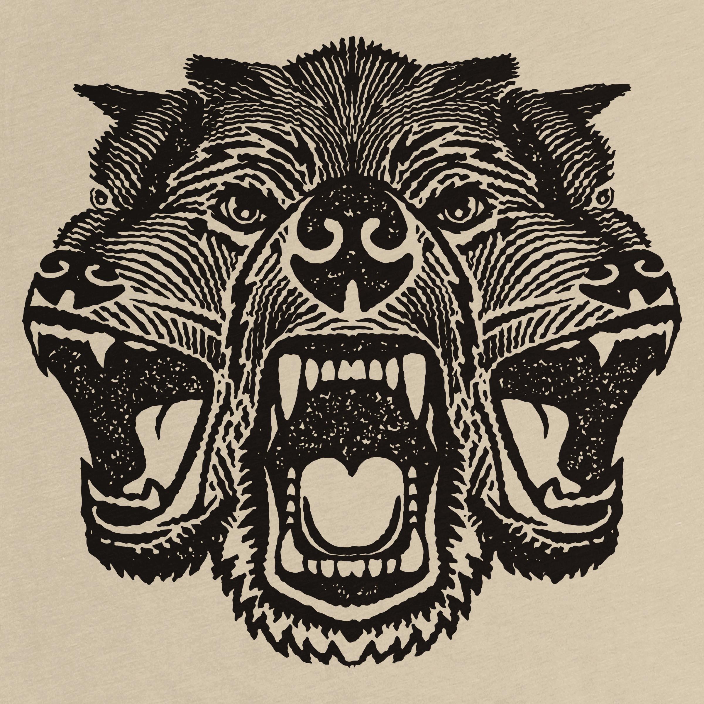 Animal Head(s) Detail